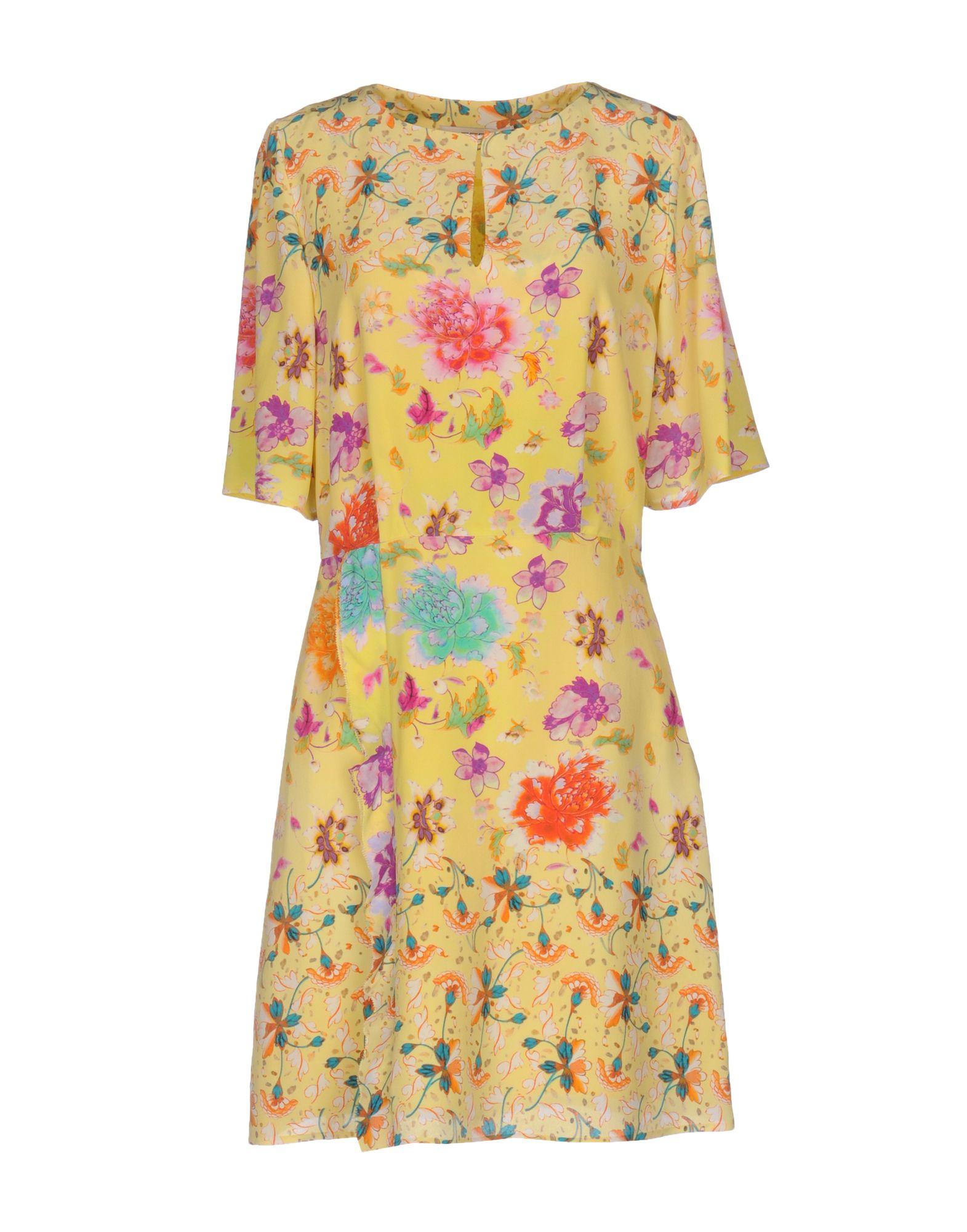 ETRO Короткое платье piccione piccione короткое платье