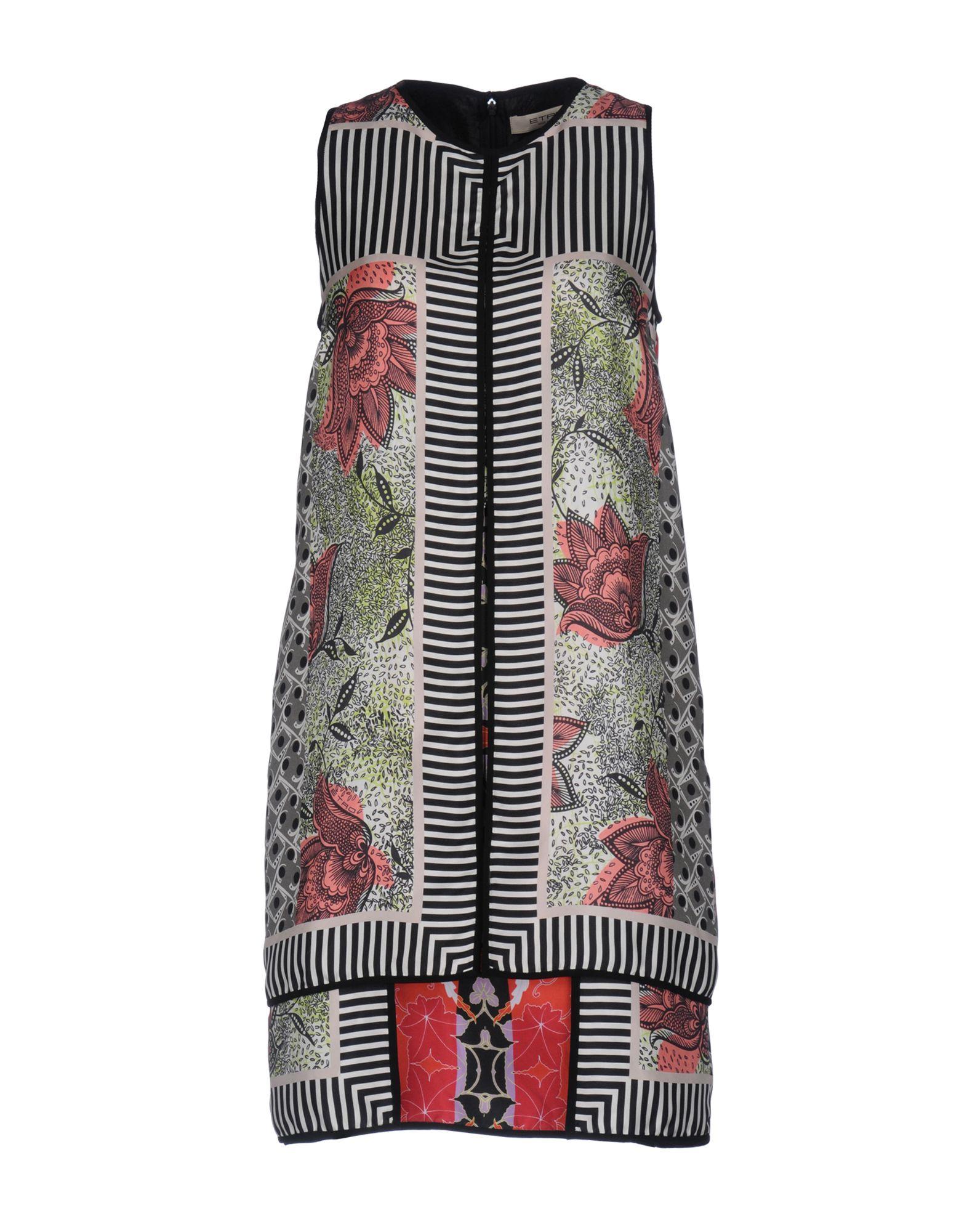 ETRO Короткое платье платье etro разноцветный