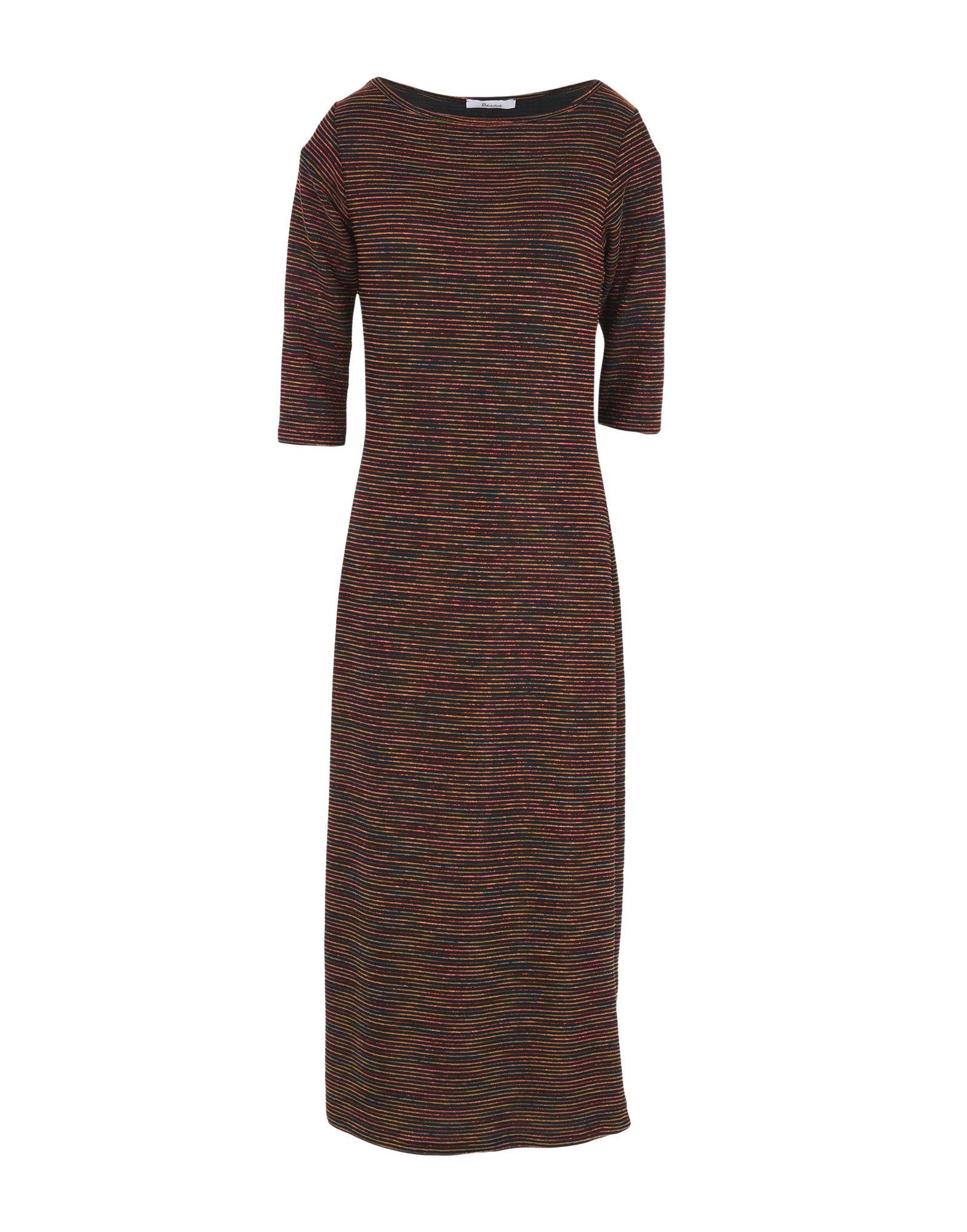 BERNA Платье длиной 3/4 tenax платье длиной 3 4