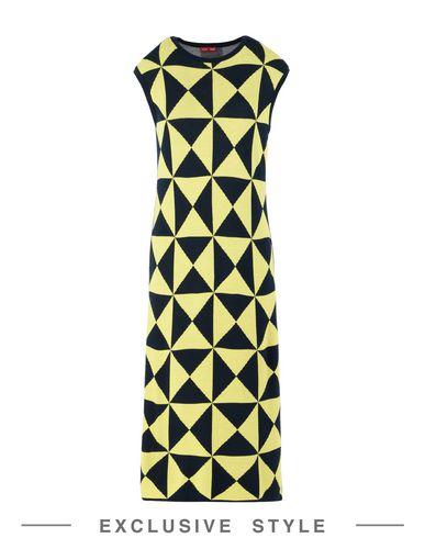 Платье до колена от ARTHUR ARBESSER x YOOX