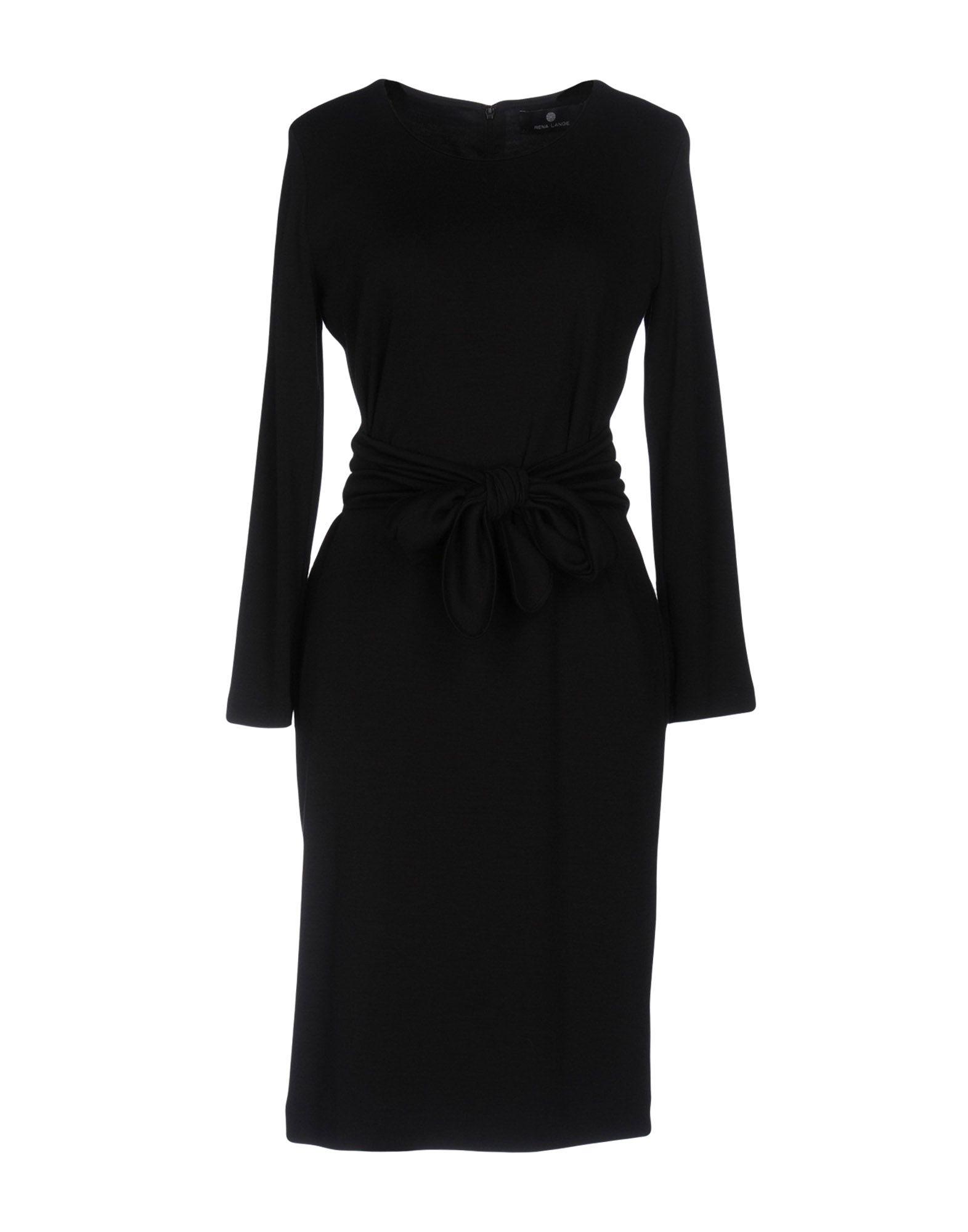 где купить  RENA LANGE Платье до колена  по лучшей цене