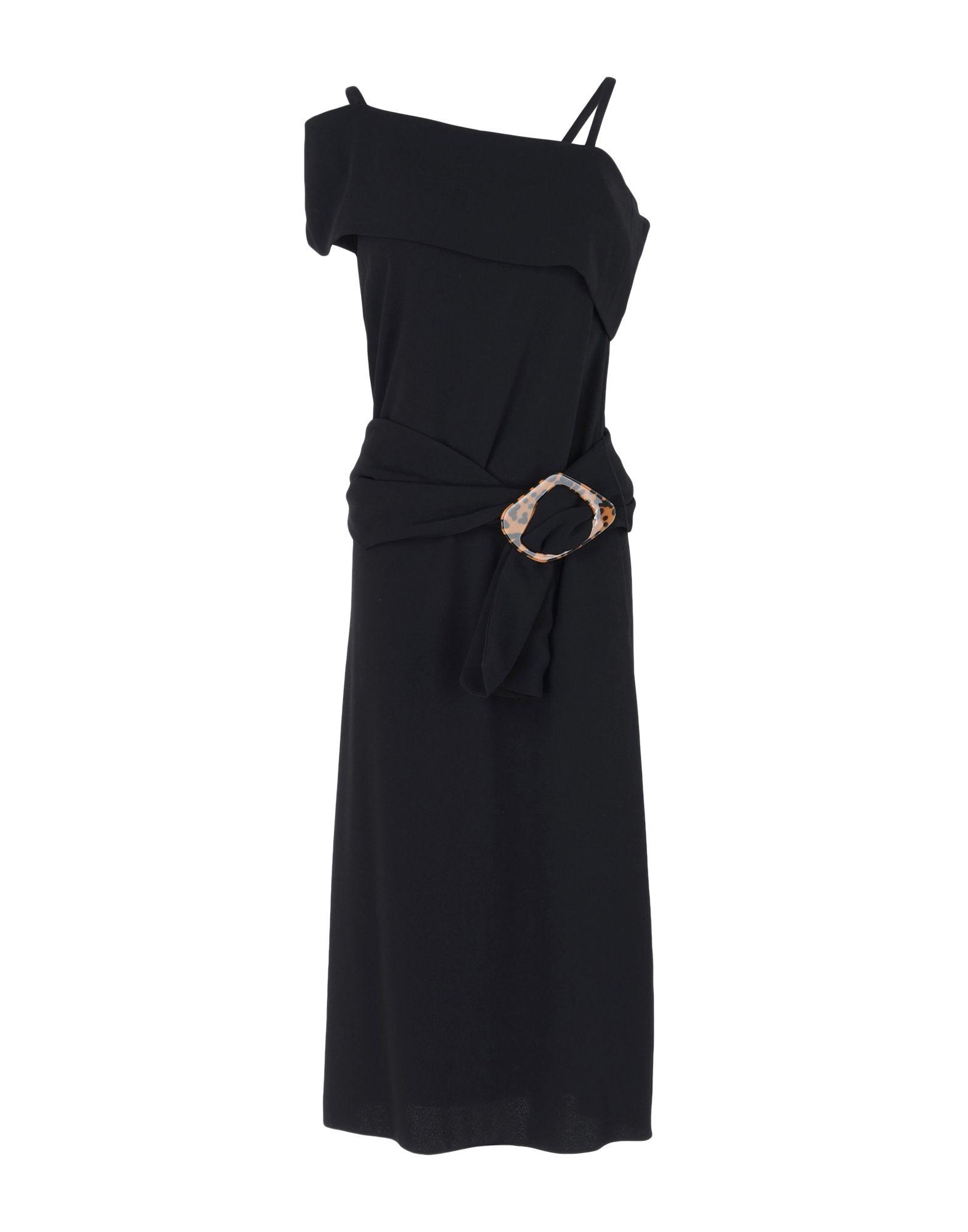 J.W.ANDERSON Платье длиной 3/4 lisa corti платье длиной 3 4