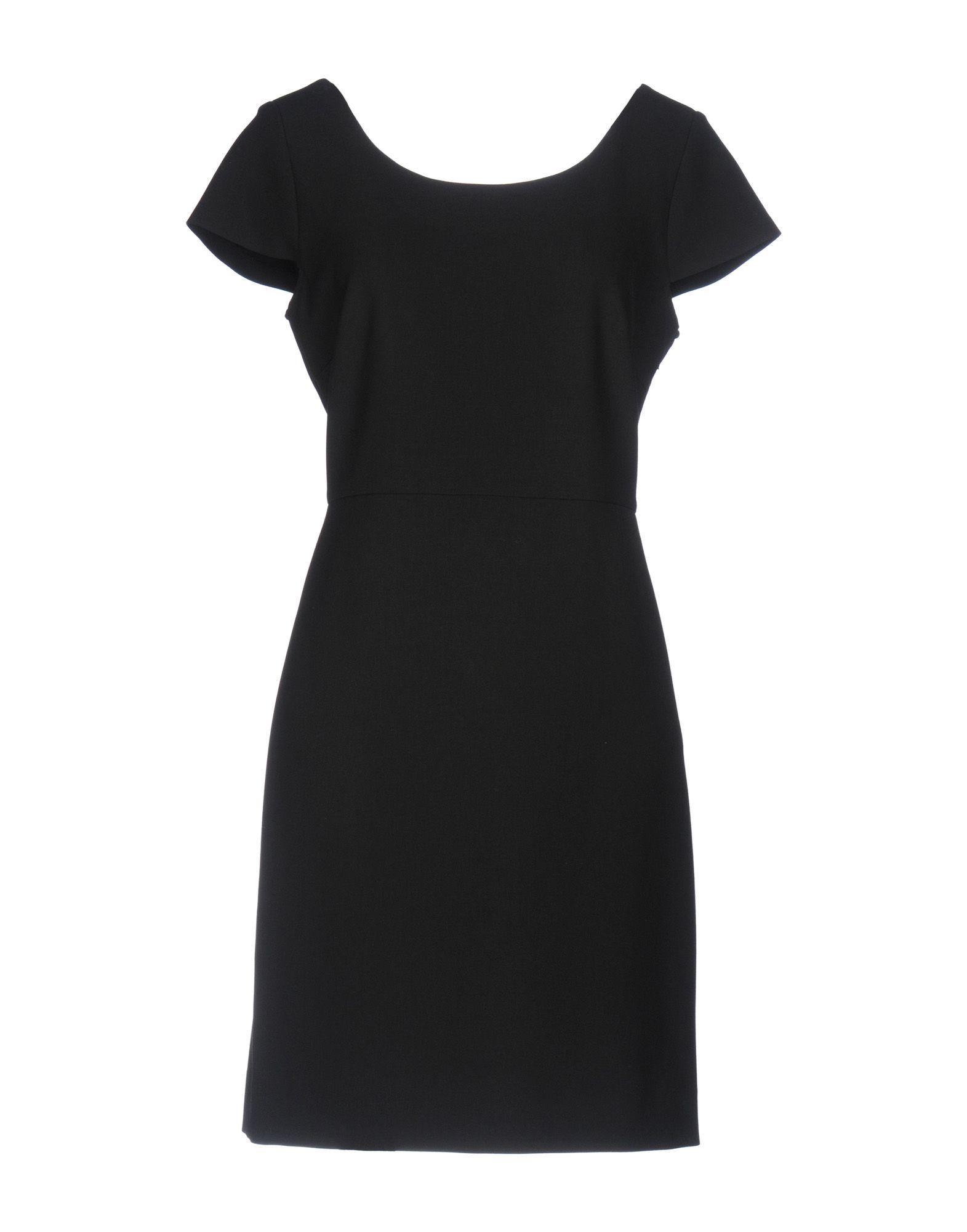 цена DIANE VON FURSTENBERG Короткое платье онлайн в 2017 году