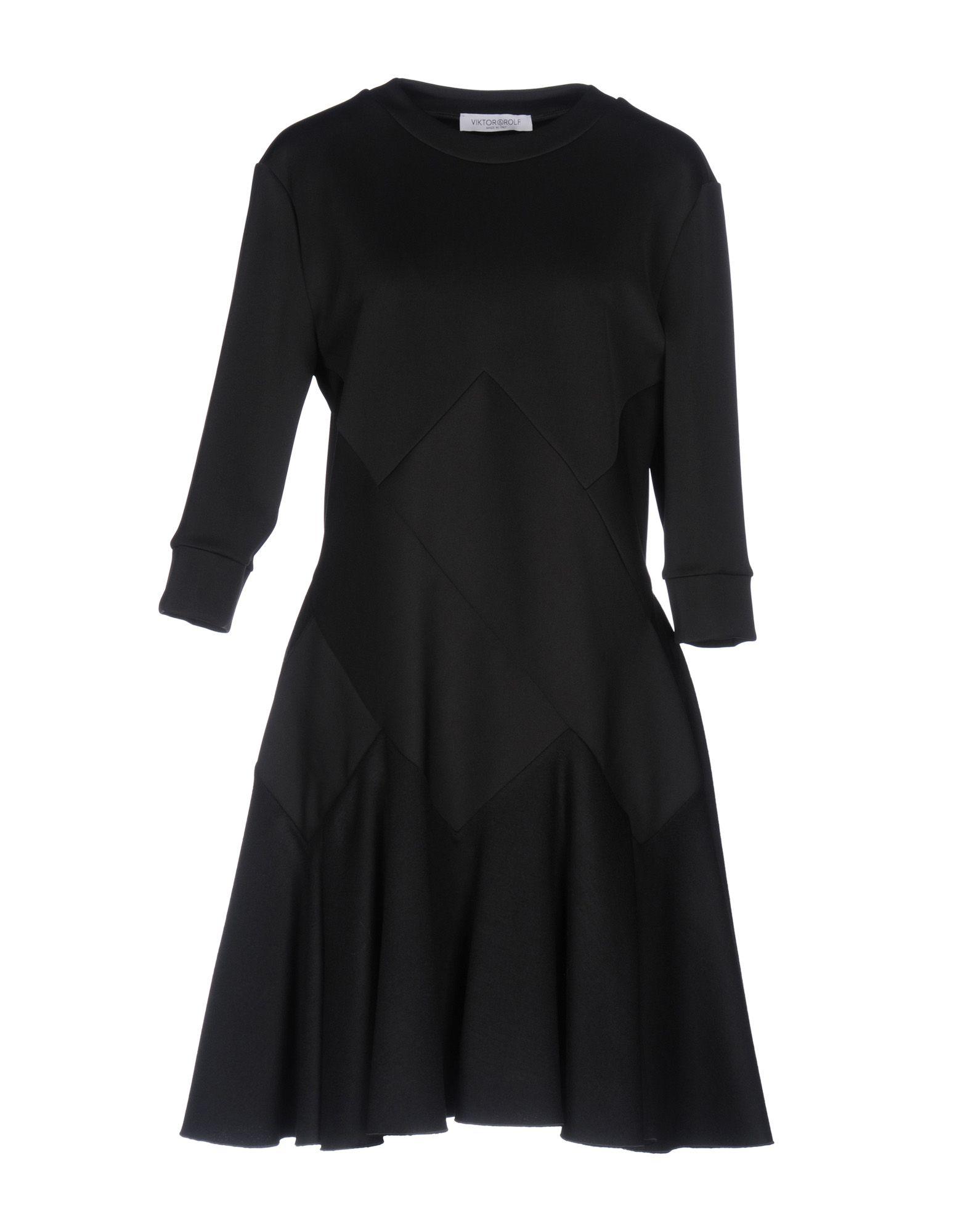 Viktor & Rolf Dresses SHORT DRESSES
