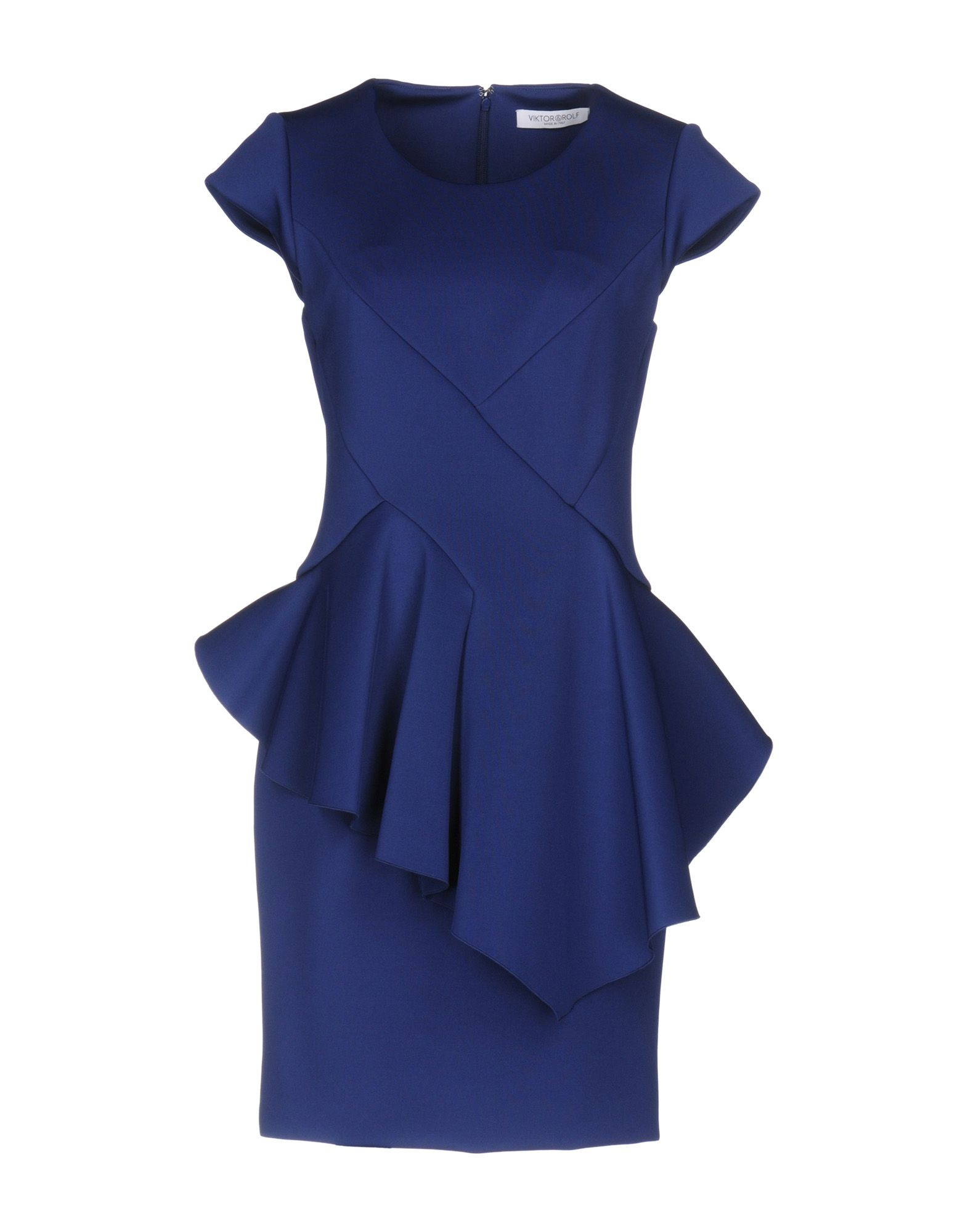 VIKTOR & ROLF Короткое платье цены онлайн