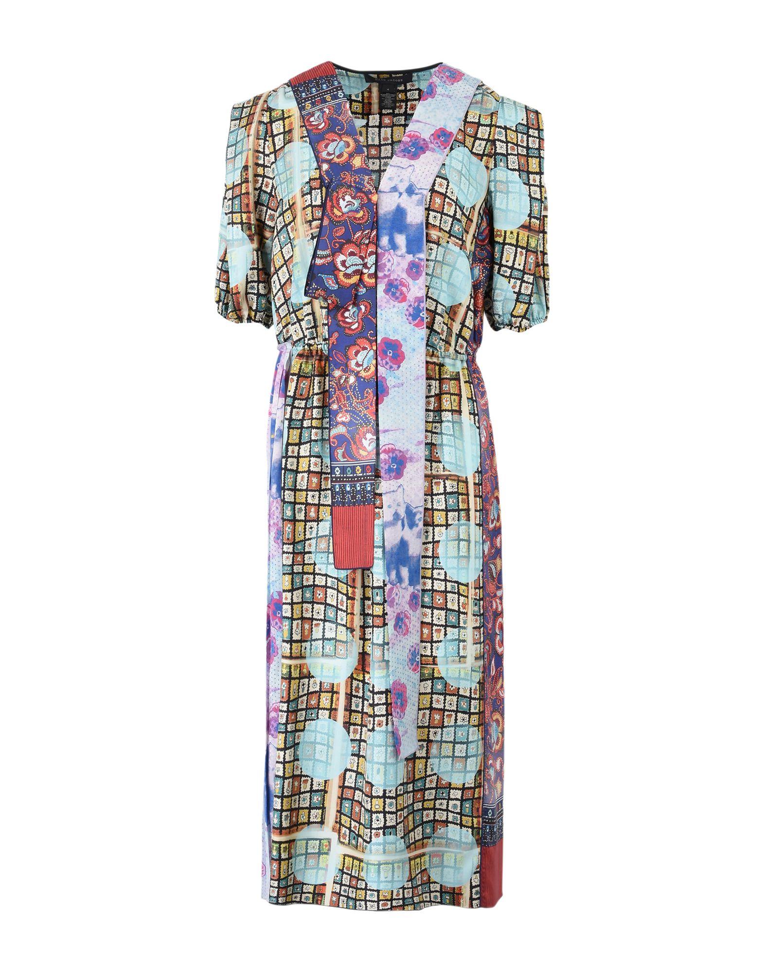MARC JACOBS Платье длиной 3/4 духи marc jacobs daisy dream 4 10ml