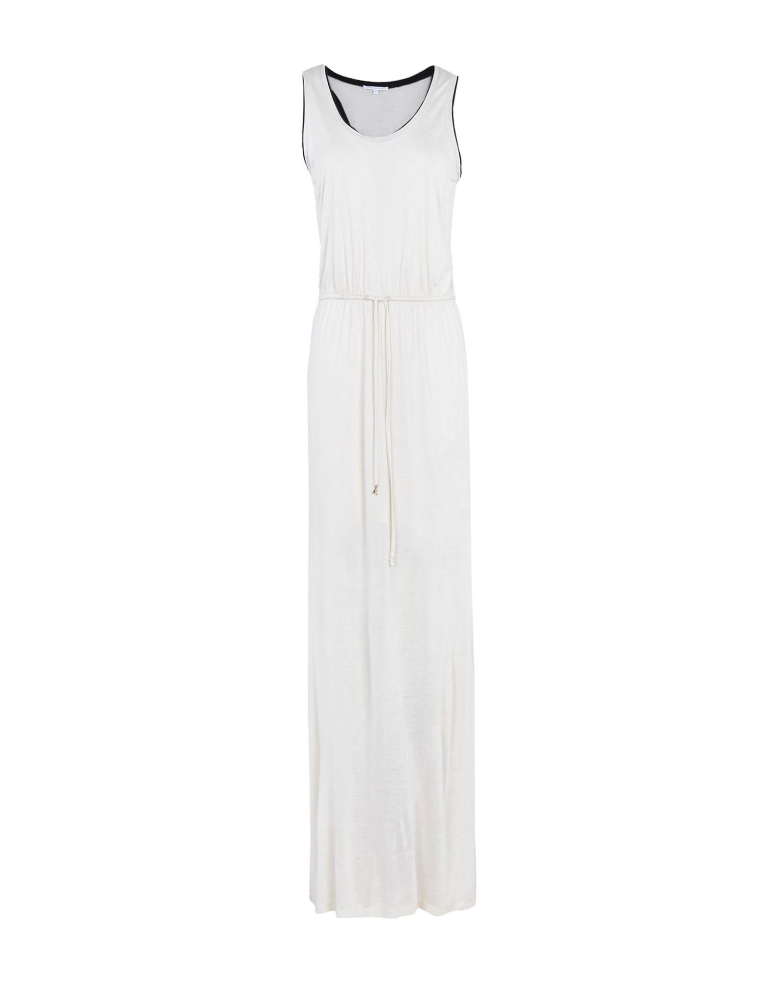 цена PATRIZIA PEPE Длинное платье онлайн в 2017 году