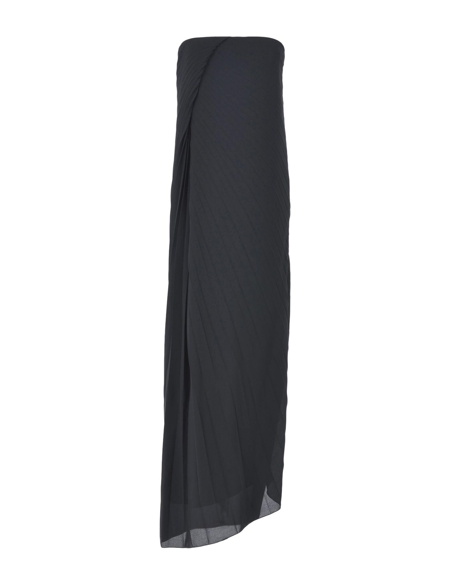 CHALAYAN Платье длиной 3/4 lisa corti платье длиной 3 4