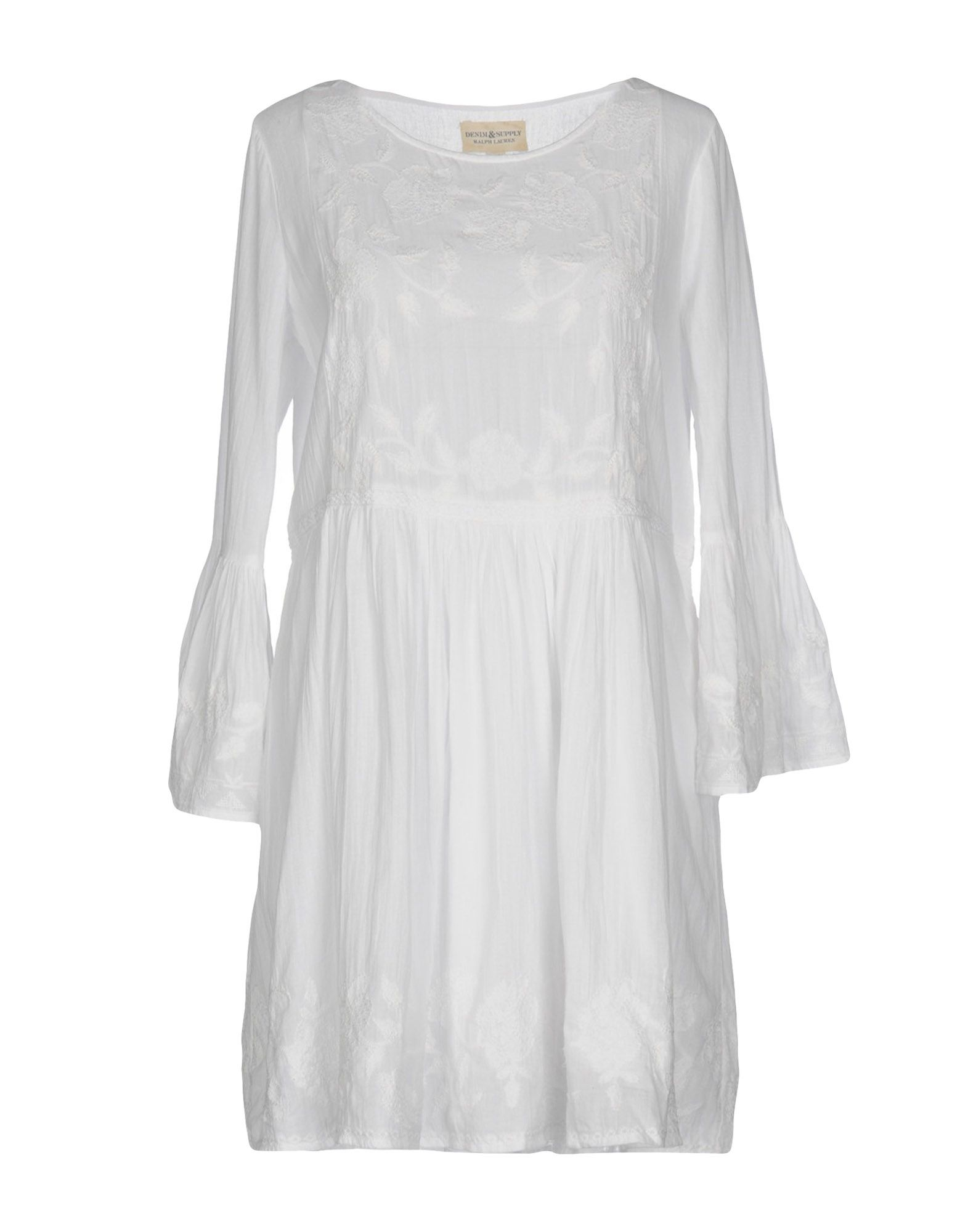 DENIM & SUPPLY RALPH LAUREN Короткое платье сменный флакон для диффузора millefiori milano ягодный восторг berry delight 250 мл