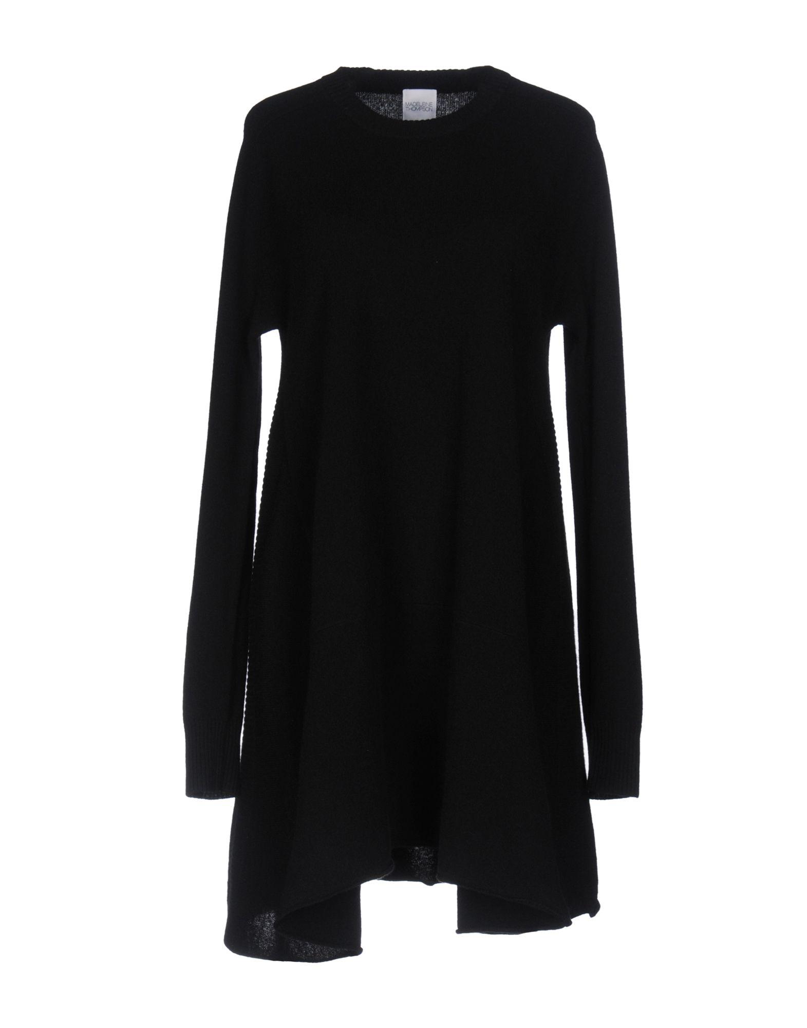 MADELEINE THOMPSON Короткое платье madeleine кожаный топ