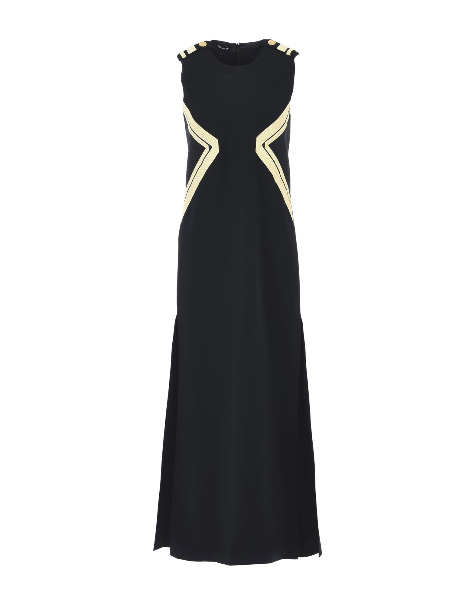 NEIL BARRETT Длинное платье neil barrett футболка