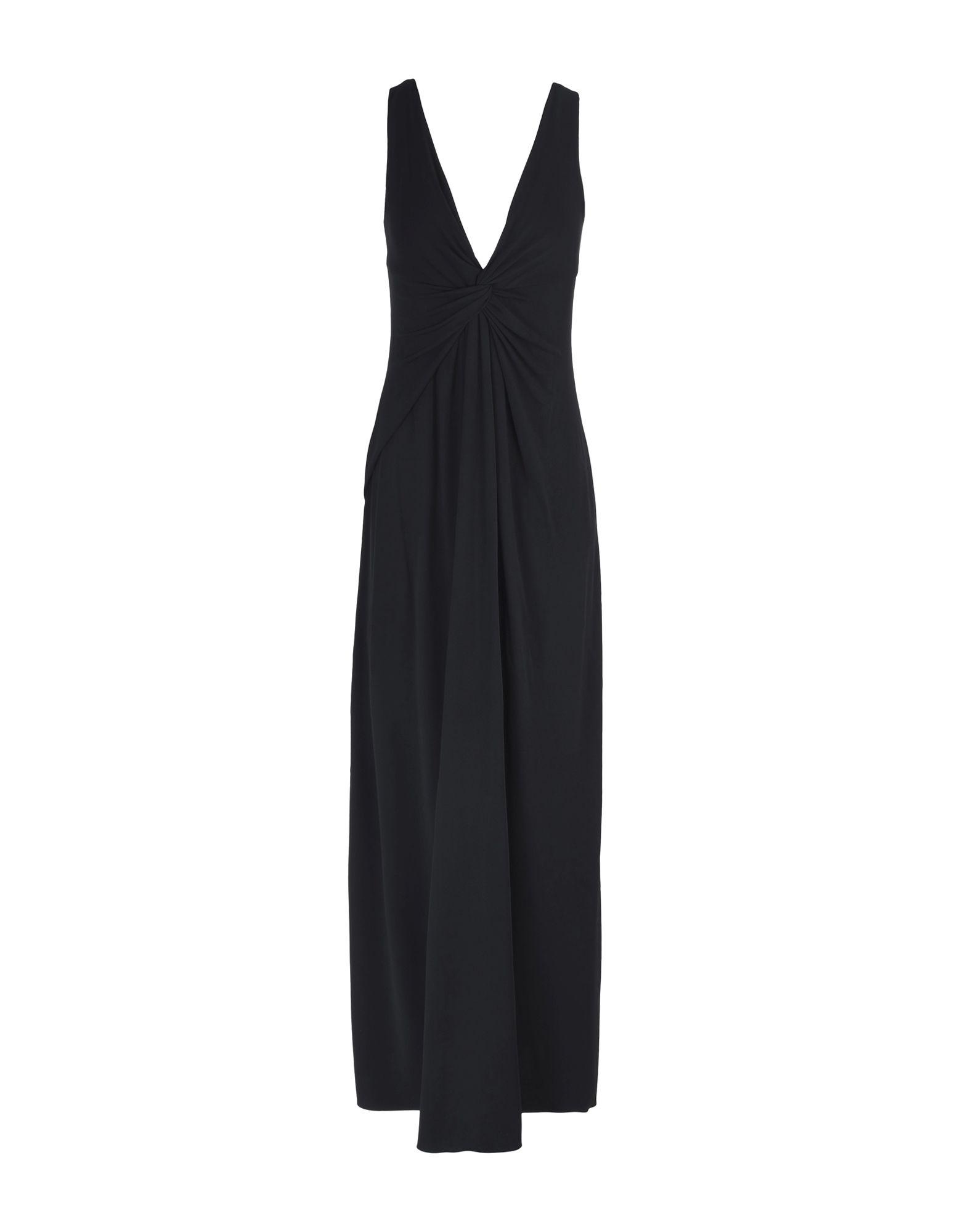 ARMANI COLLEZIONI Длинное платье платье короткое спереди длинное сзади летнее