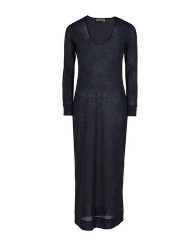 Фото - Женское длинное платье MOMONÍ черного цвета