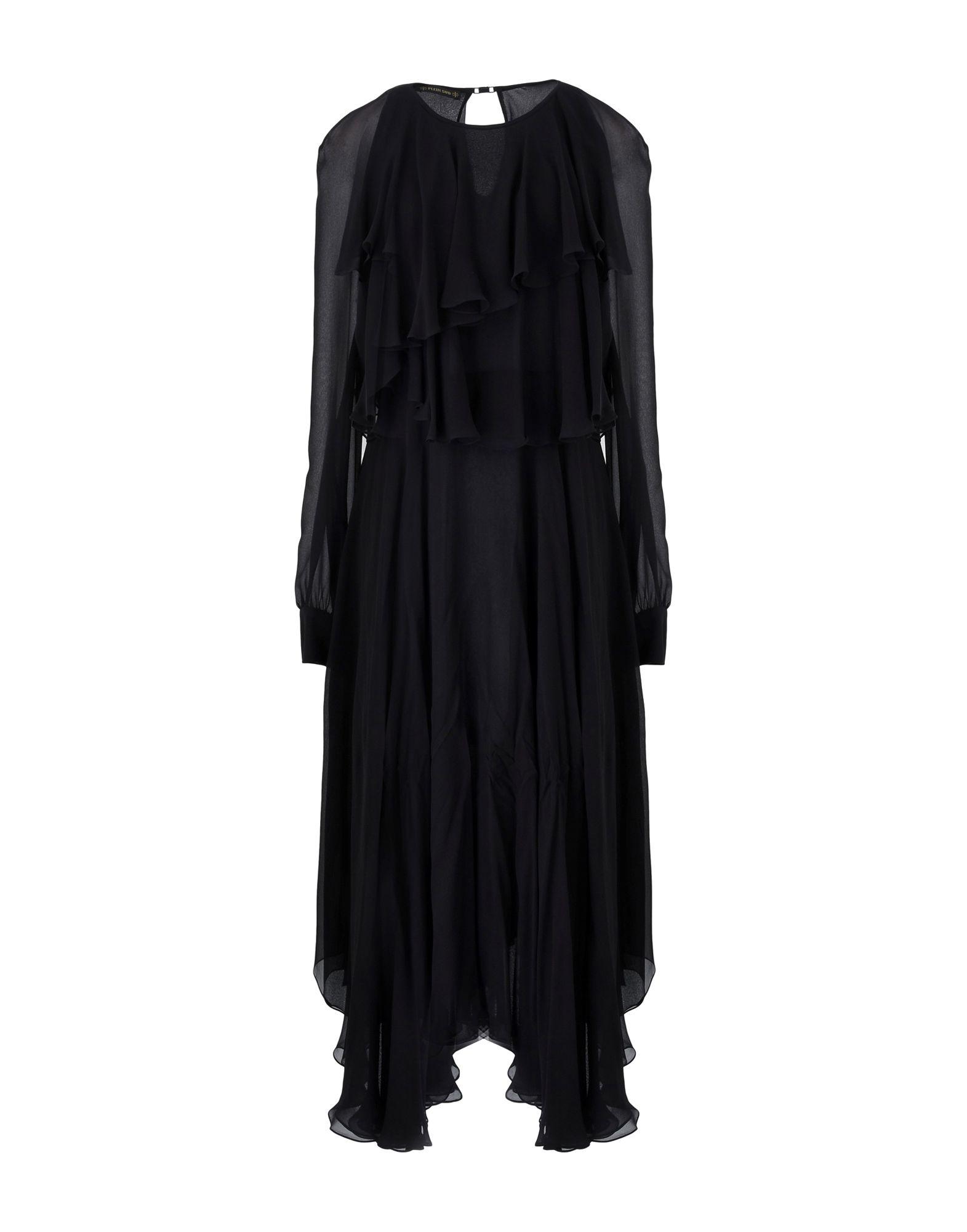 PLEIN SUD Длинное платье plein sud платье на одно плечо