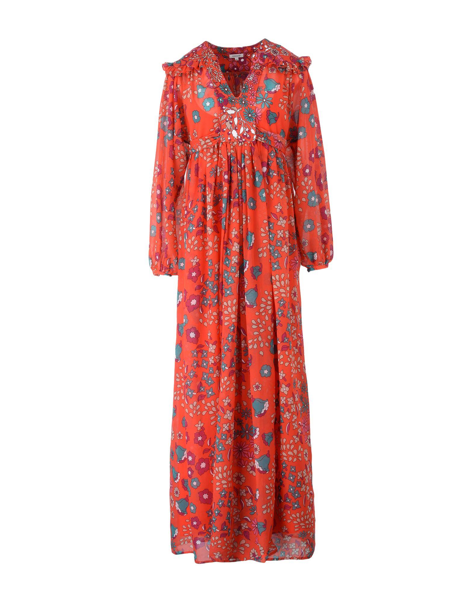 MANOUSH Длинное платье женское платье manoush 2 535