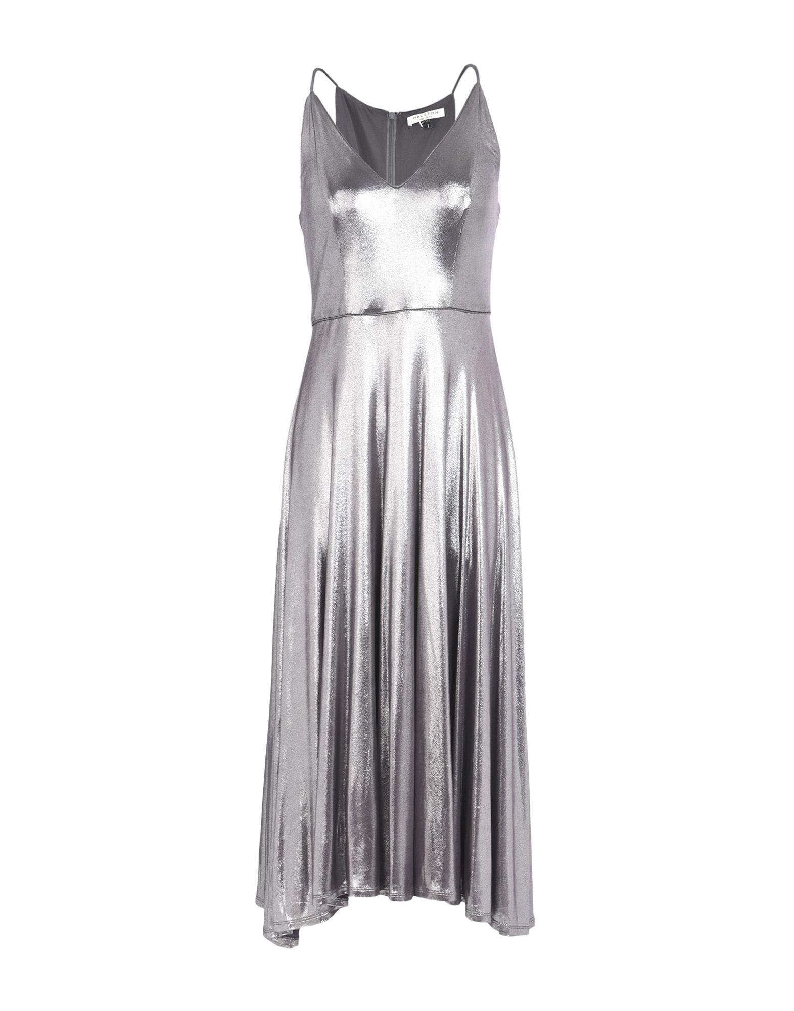 HALSTON HERITAGE Платье длиной 3/4 lisa corti платье длиной 3 4