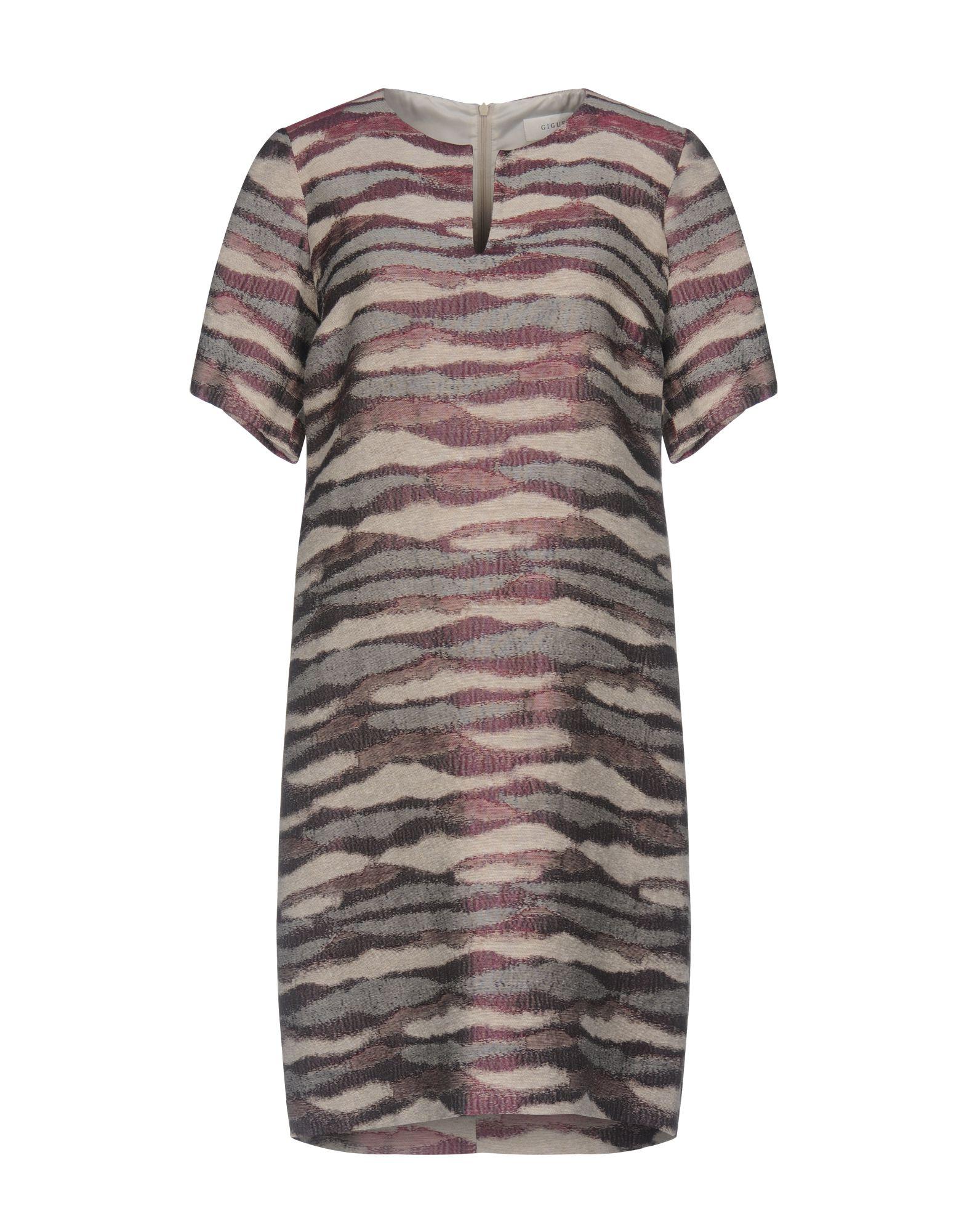 GIGUE Короткое платье