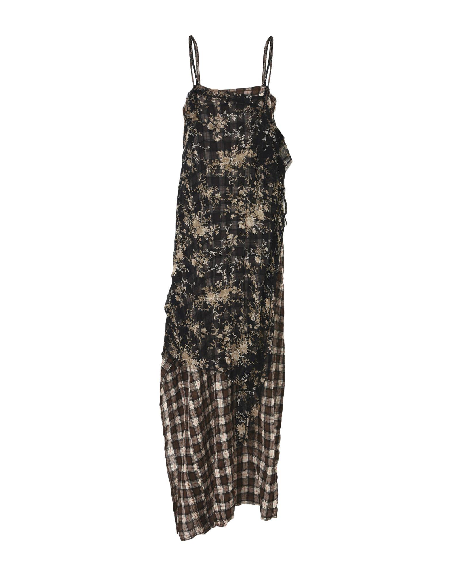 r13 толстовка R13 Длинное платье