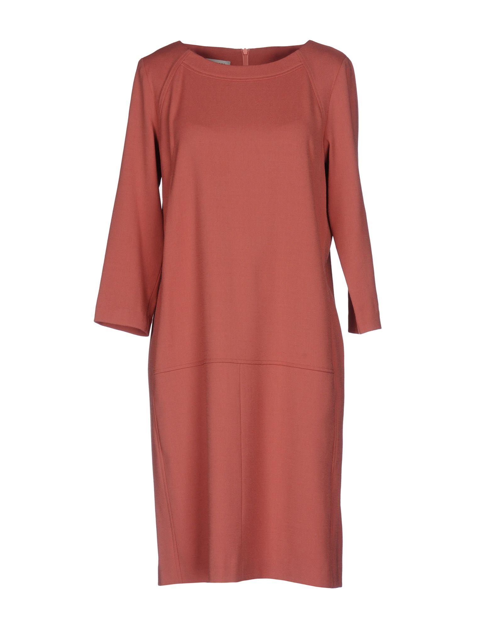 купить ROSSO35 Короткое платье дешево