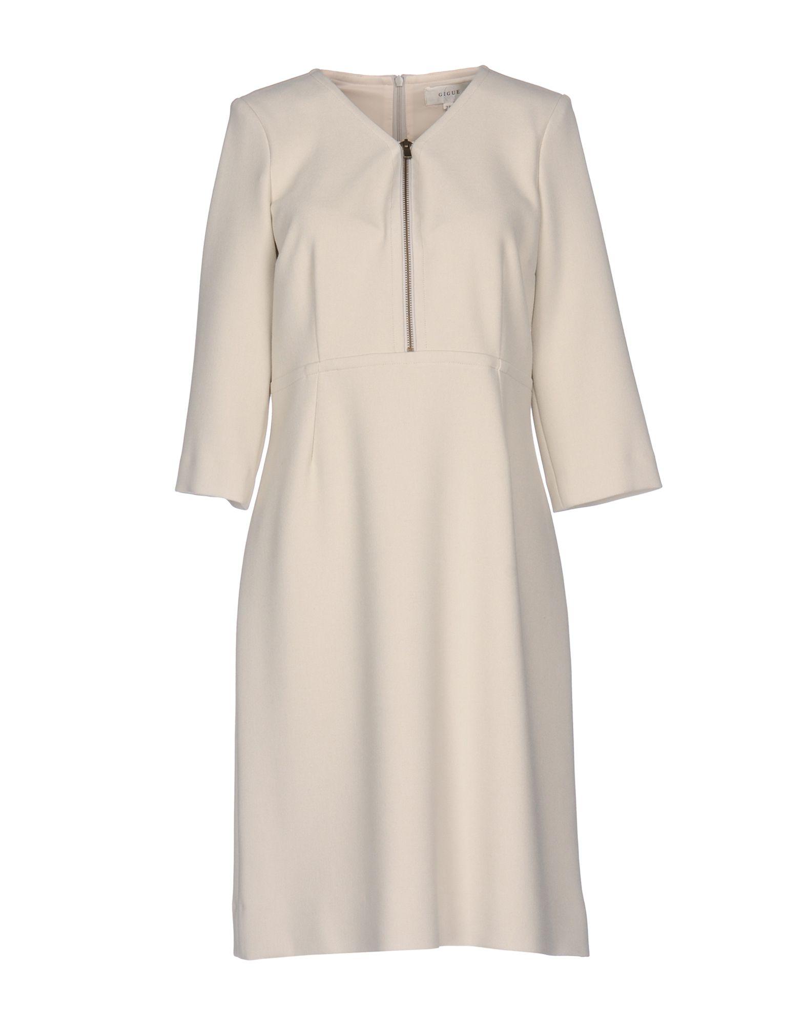 GIGUE Короткое платье lisa corti короткое платье