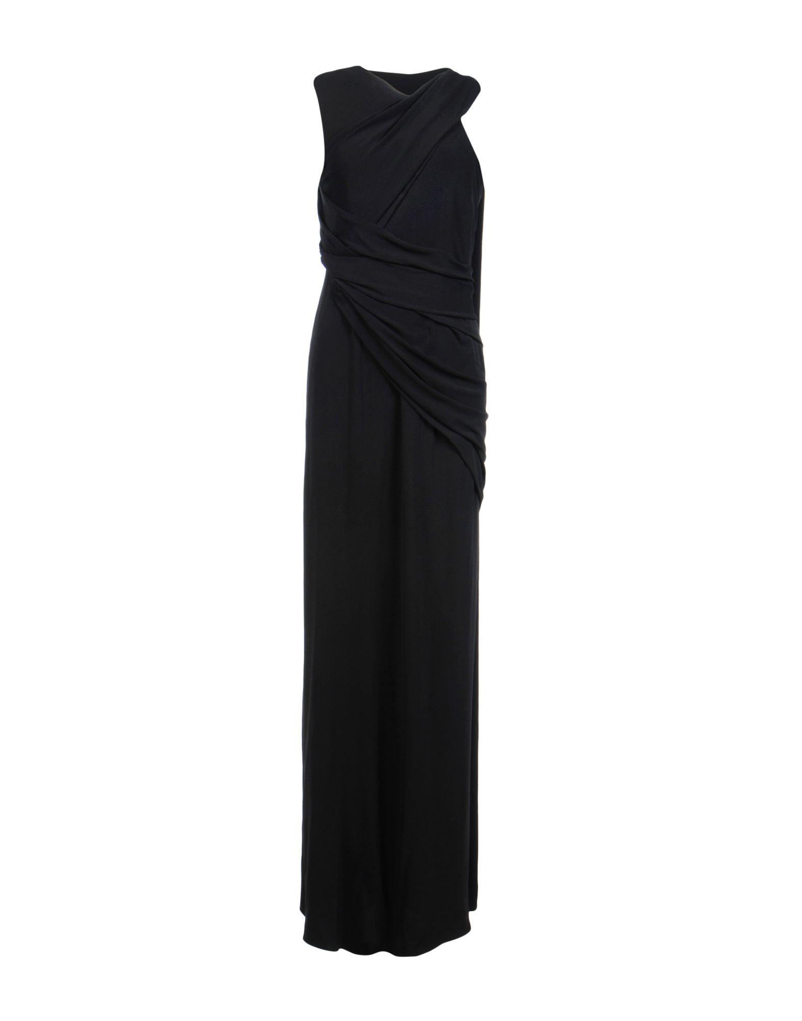 ALEXANDER WANG Длинное платье платье
