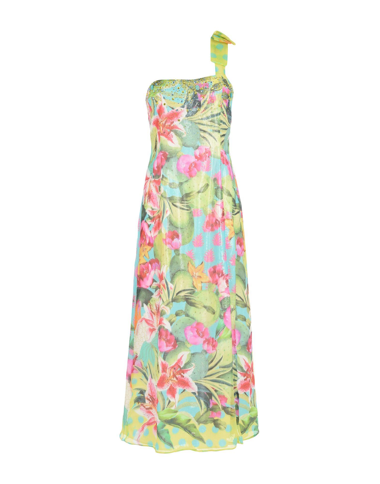 VDP BEACH Платье длиной 3/4 цена и фото