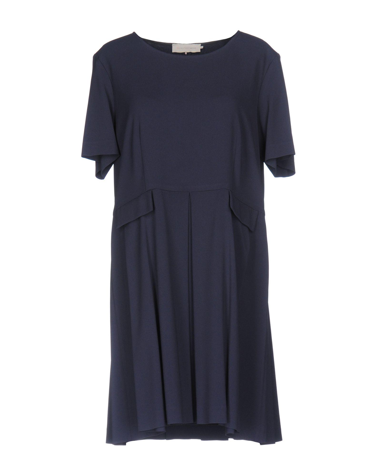 L' AUTRE CHOSE Короткое платье autre chose paris короткое платье