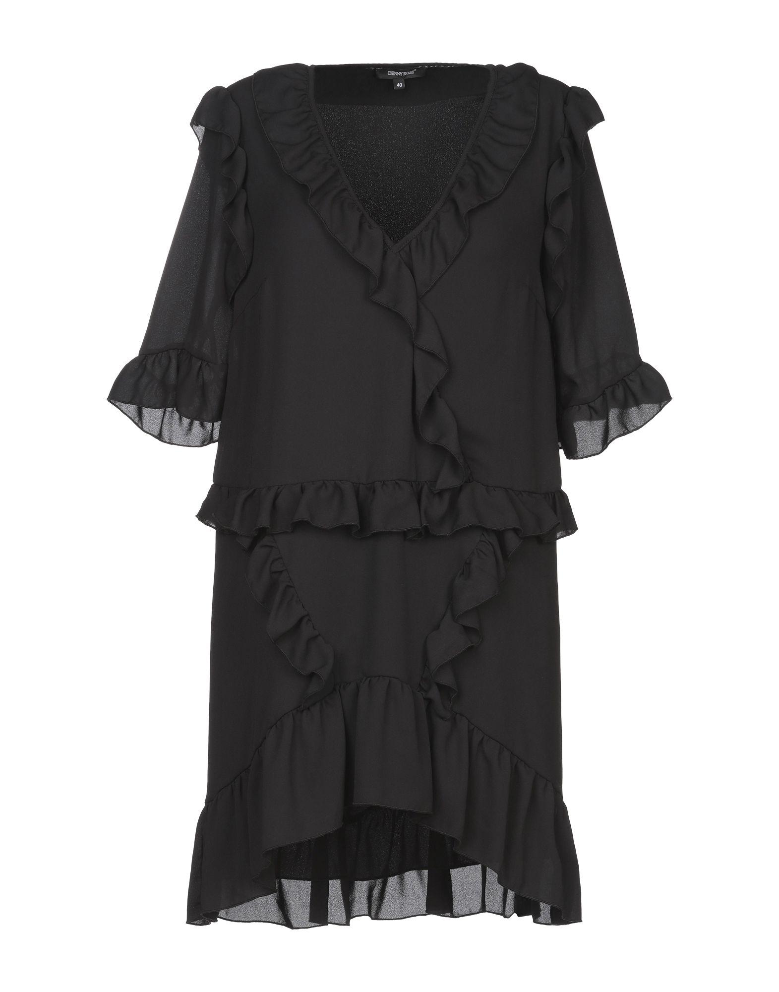 цена на DENNY ROSE Короткое платье