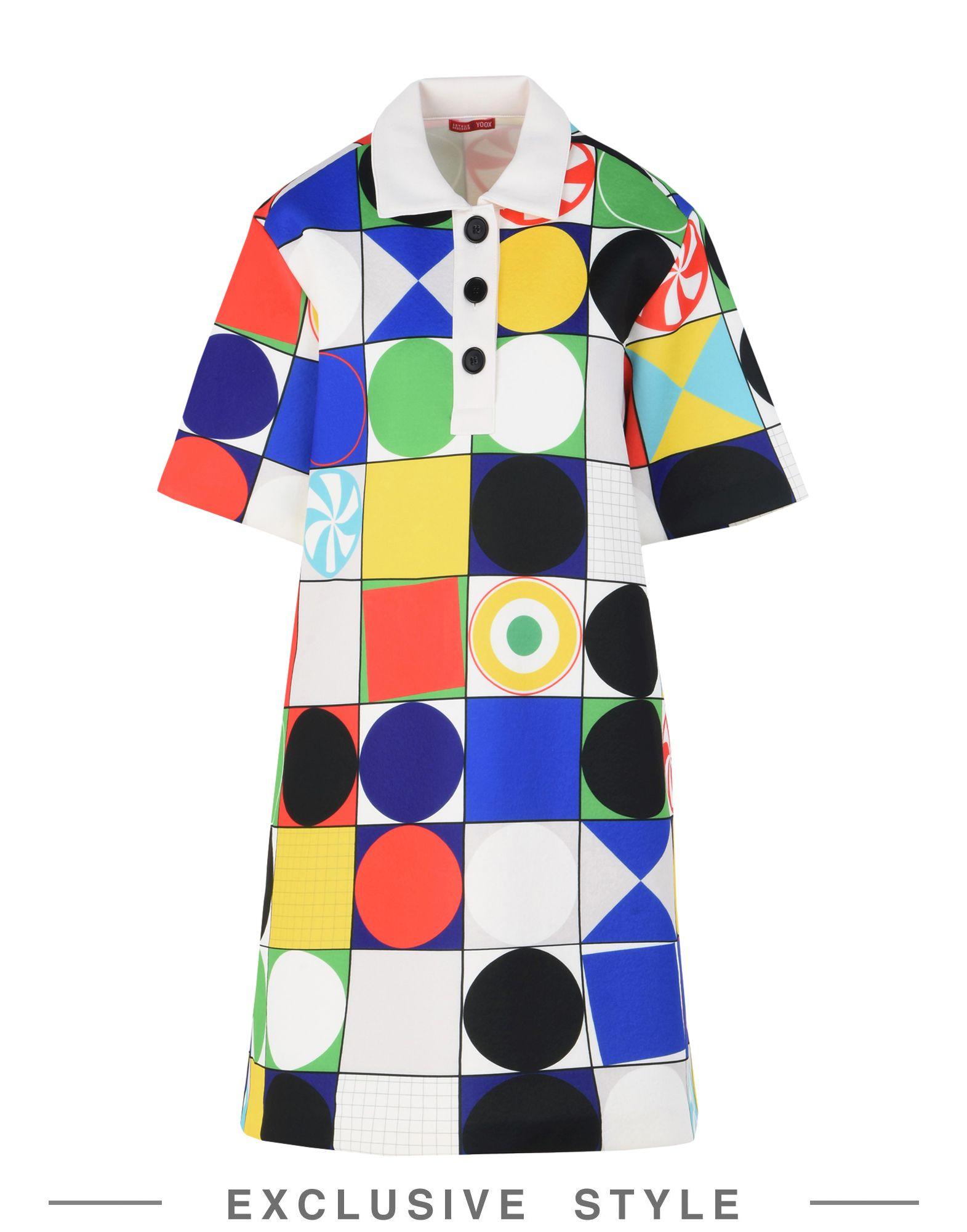 ARTHUR ARBESSER x YOOX Короткое платье margherita exclusively for yoox пижама