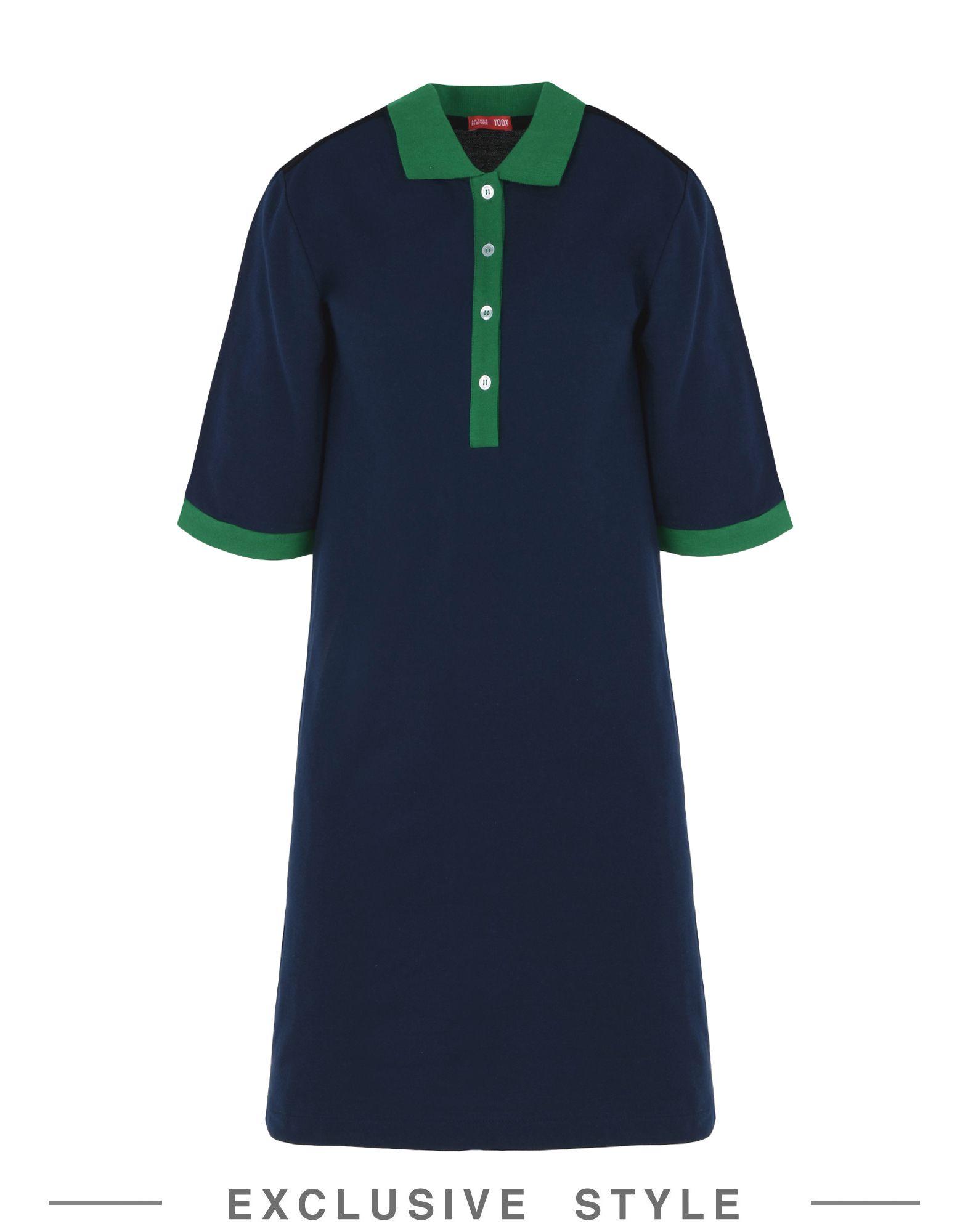 цена ARTHUR ARBESSER x YOOX Короткое платье онлайн в 2017 году