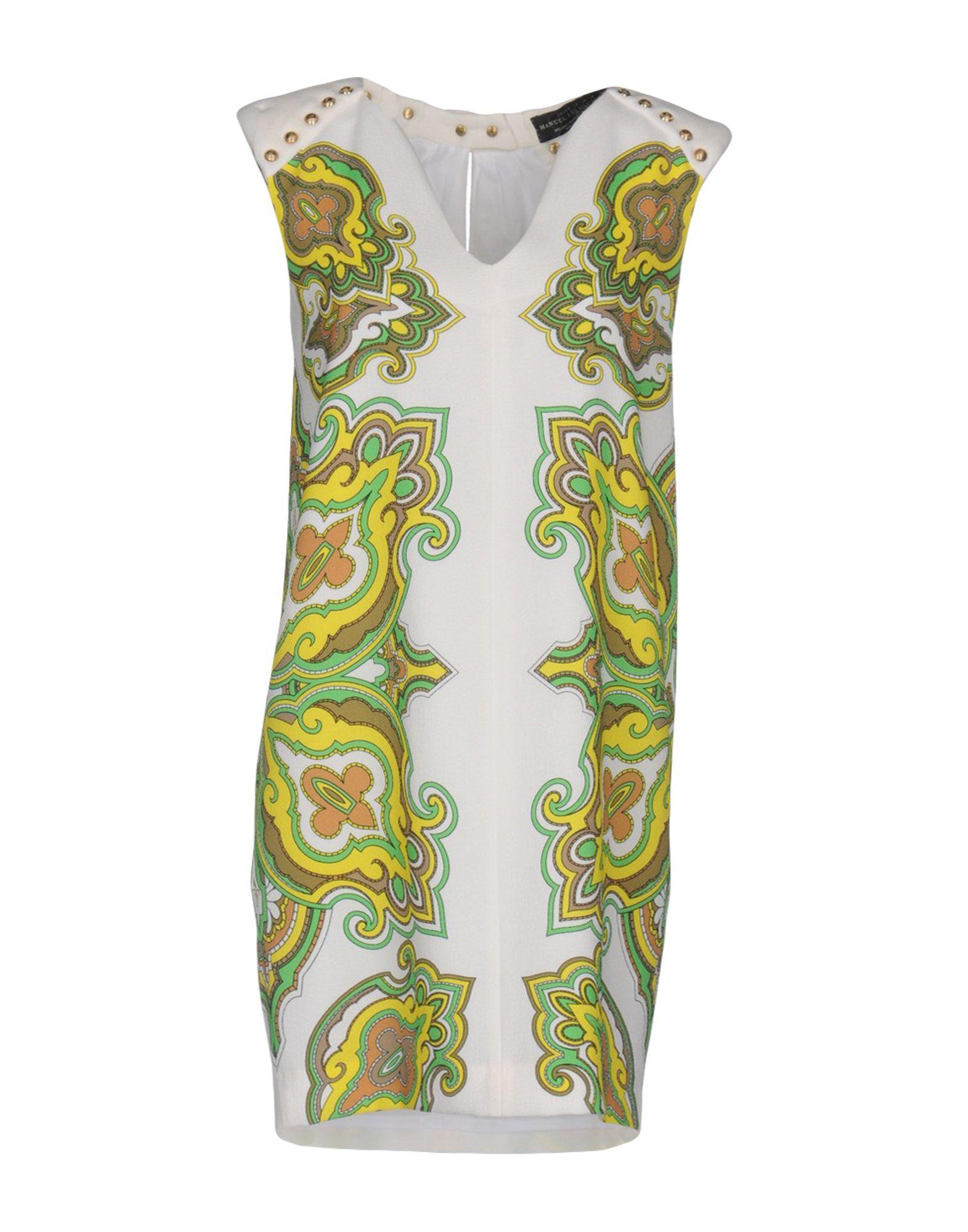 MANUEL LUCIANO Короткое платье manuel luciano короткое платье