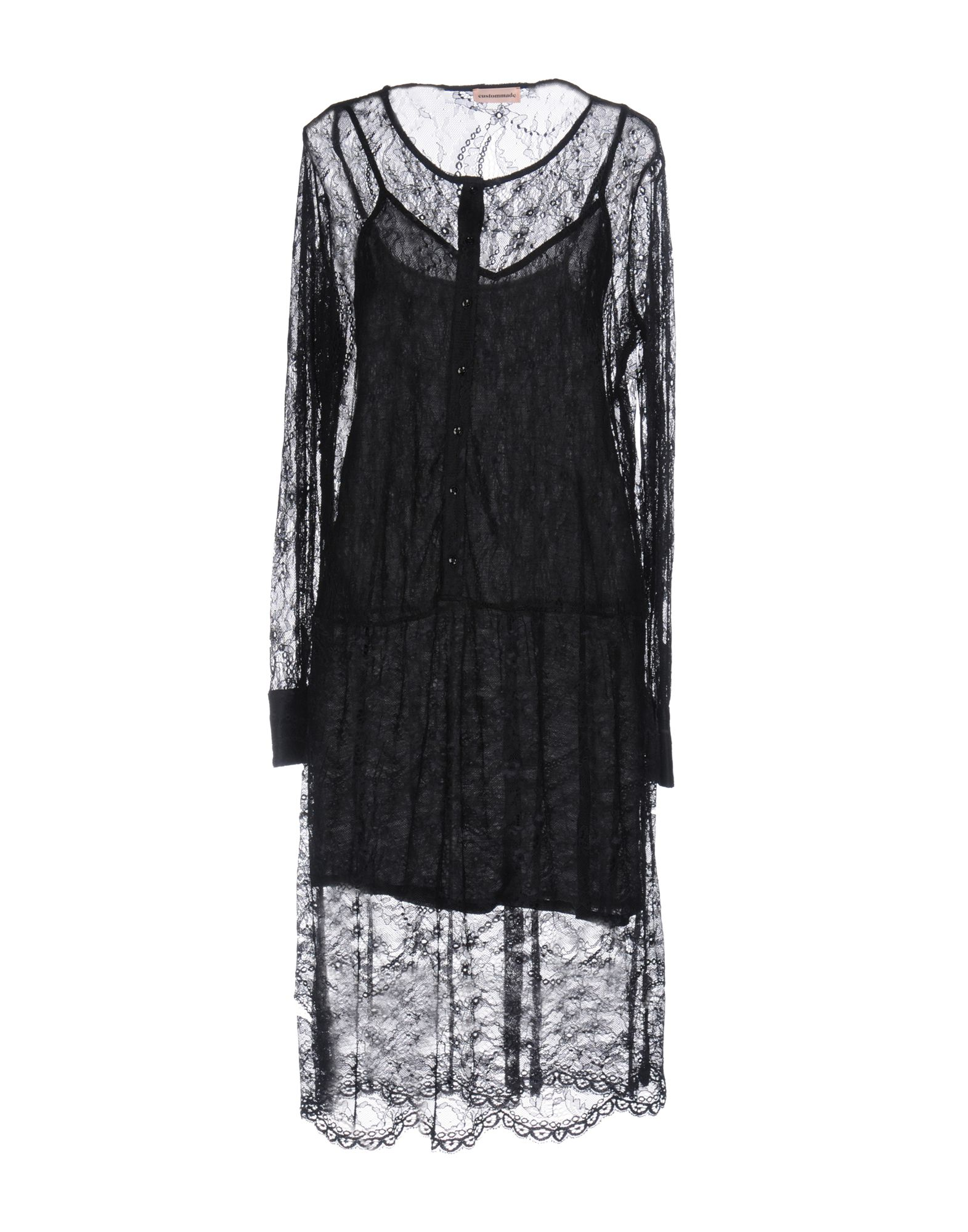 CUSTOMMADE• Платье до колена цена 2017