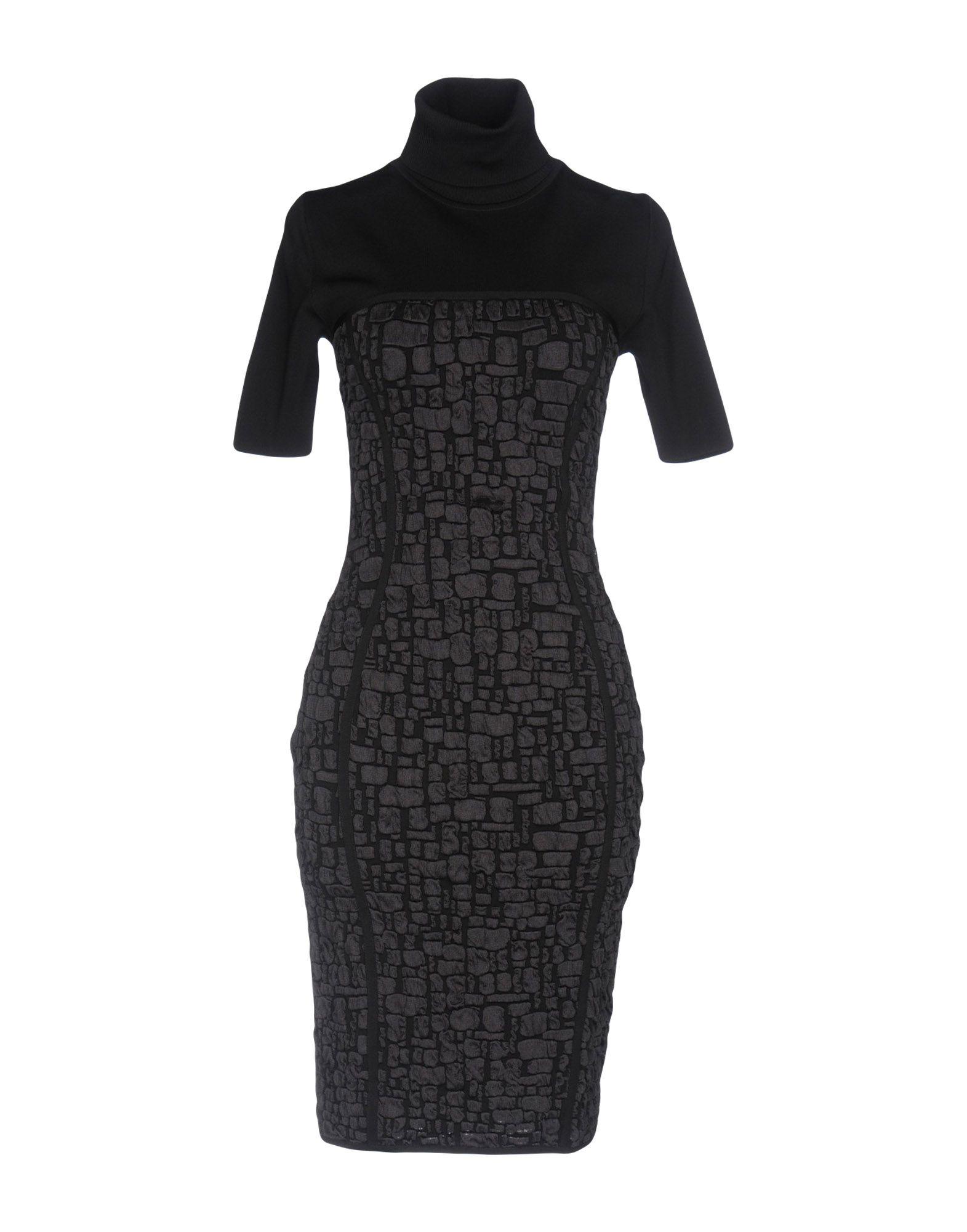 NINA RICCI Платье до колена nina ricci платье nina ricci 26687 черный