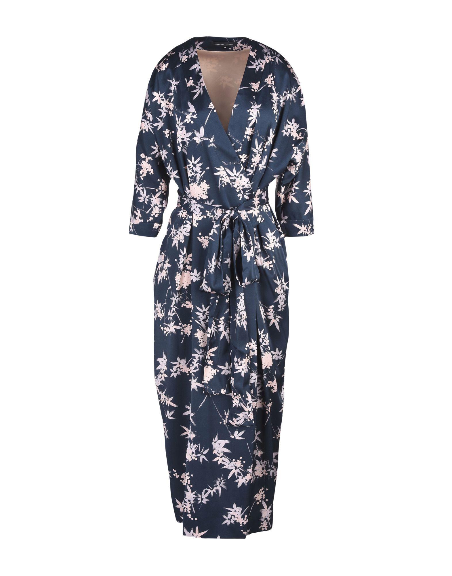 ALEXANDER TEREKHOV Платье длиной 3/4 lisa corti платье длиной 3 4