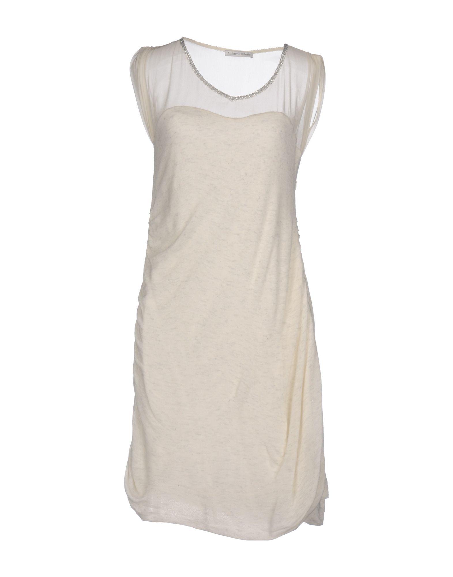 где купить AMBRE BABZOE Короткое платье по лучшей цене