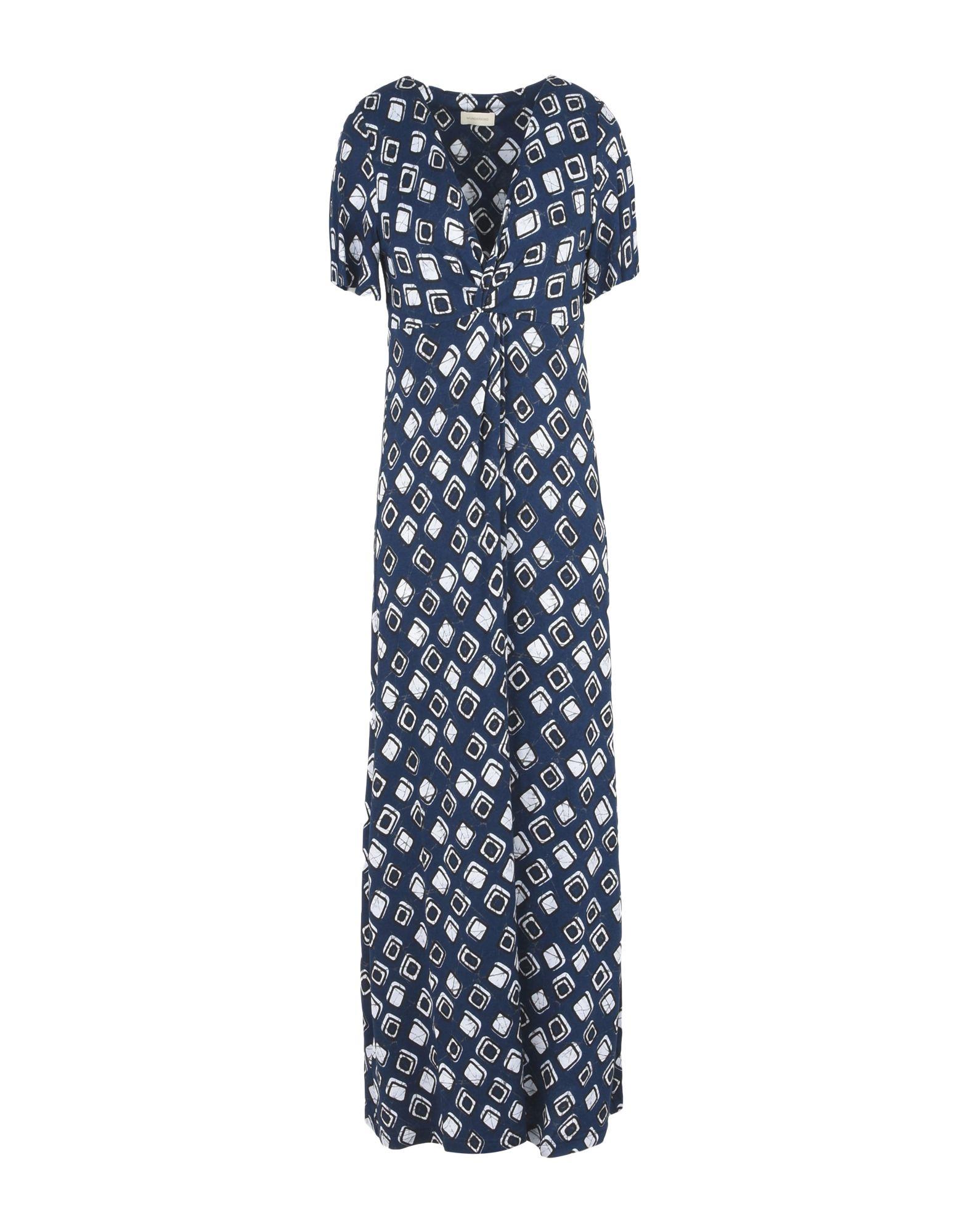 WUNDERKIND Платье длиной 3/4 lisa corti платье длиной 3 4