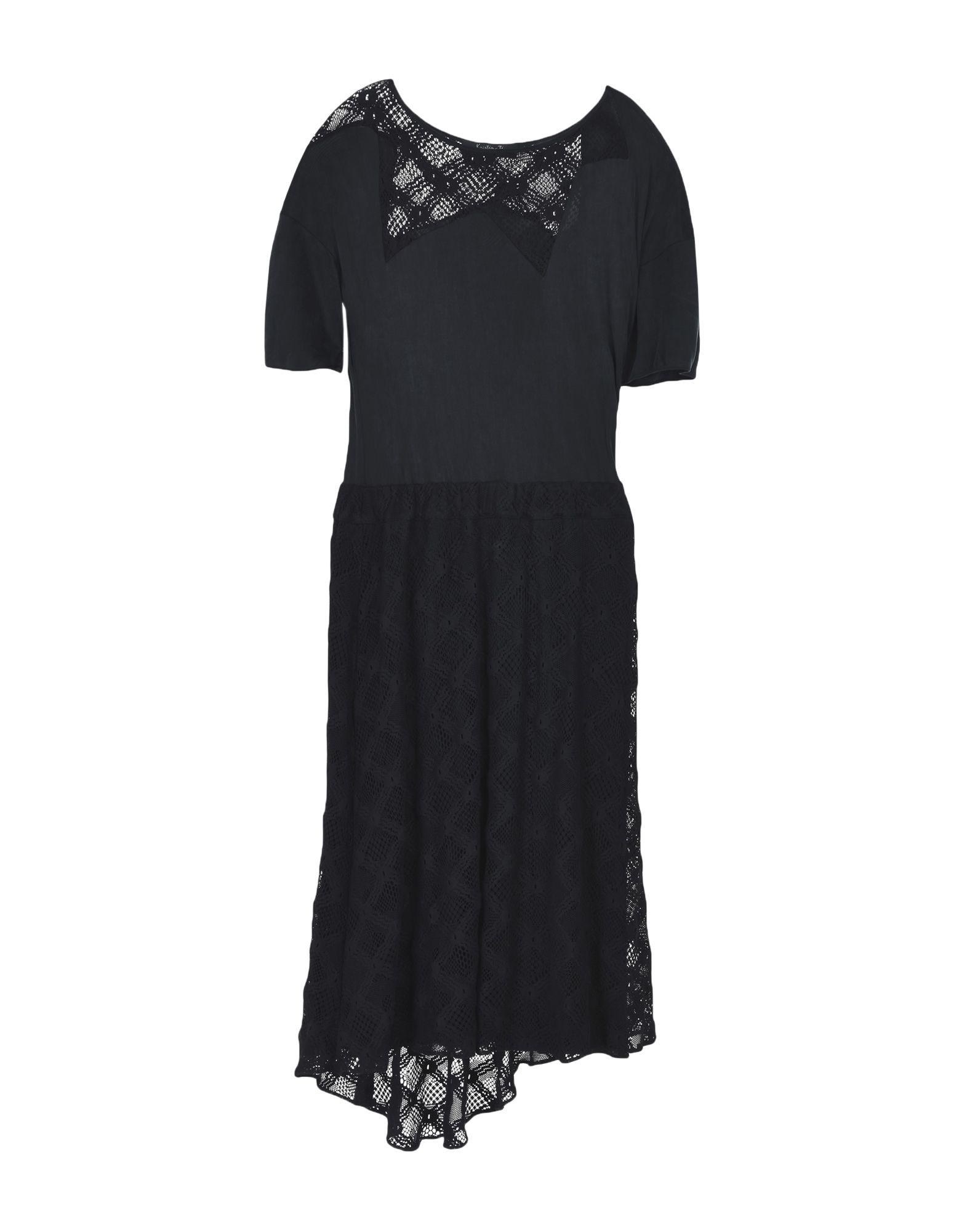 KRISTINA TI Платье длиной 3/4 слингобусы ti amo мама слингобусы сильвия