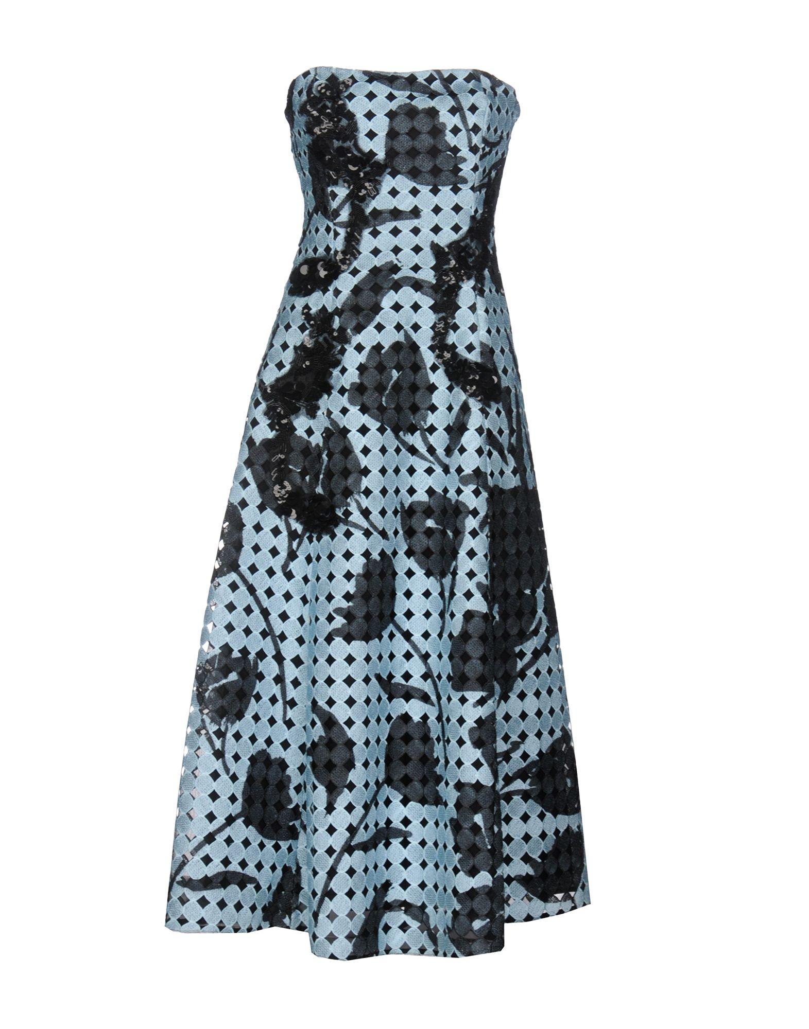 SACHIN & BABI NOIR Платье длиной 3/4 sachin babi повседневные брюки