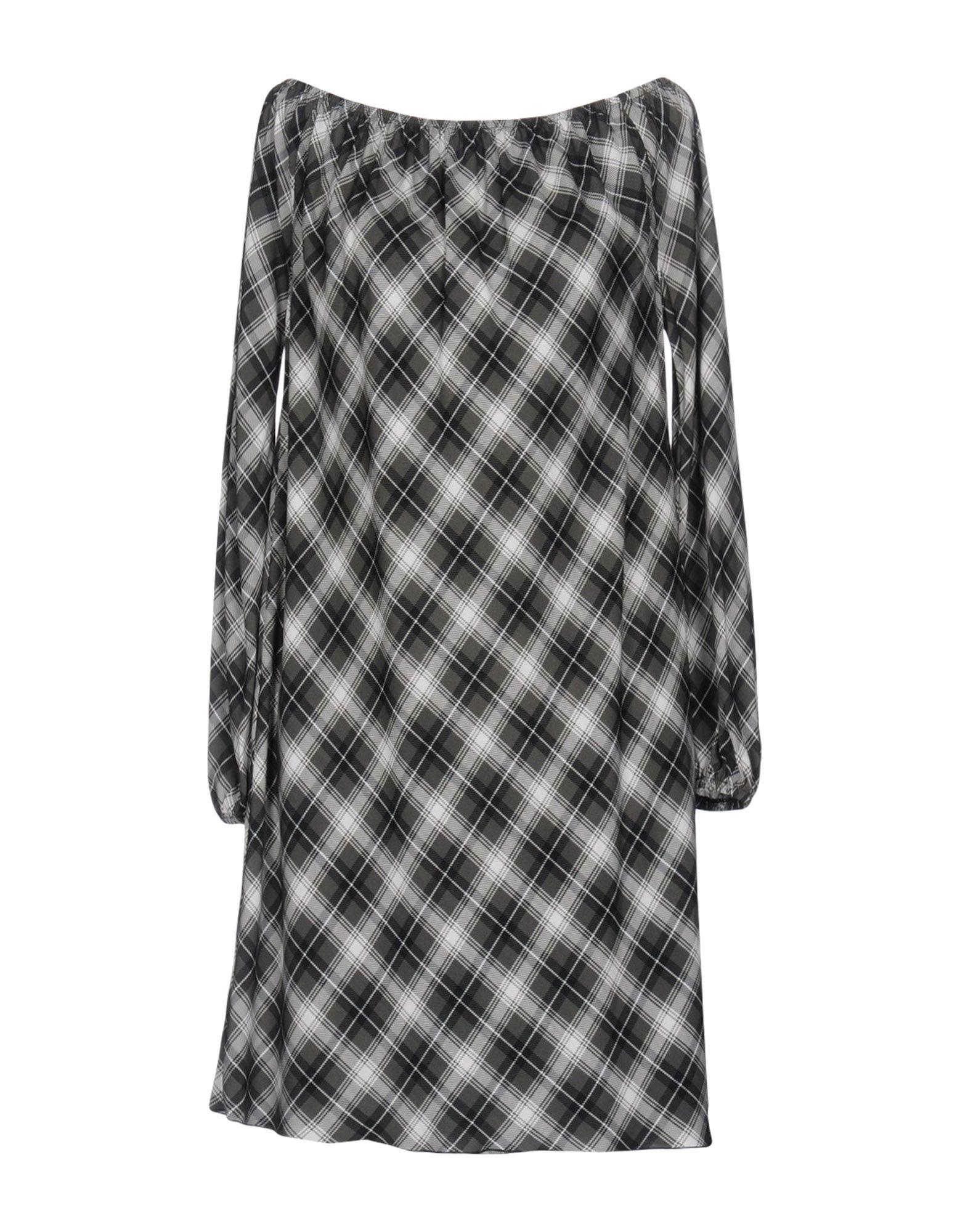 CARLA G. Короткое платье l g b короткое платье