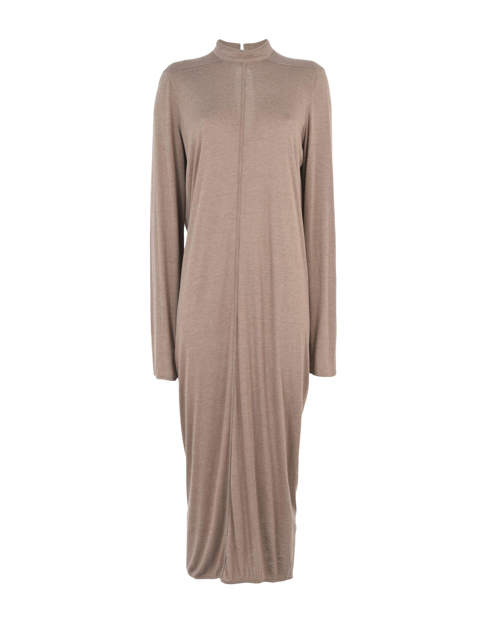 RICK OWENS LILIES Платье длиной 3/4 lisa corti платье длиной 3 4