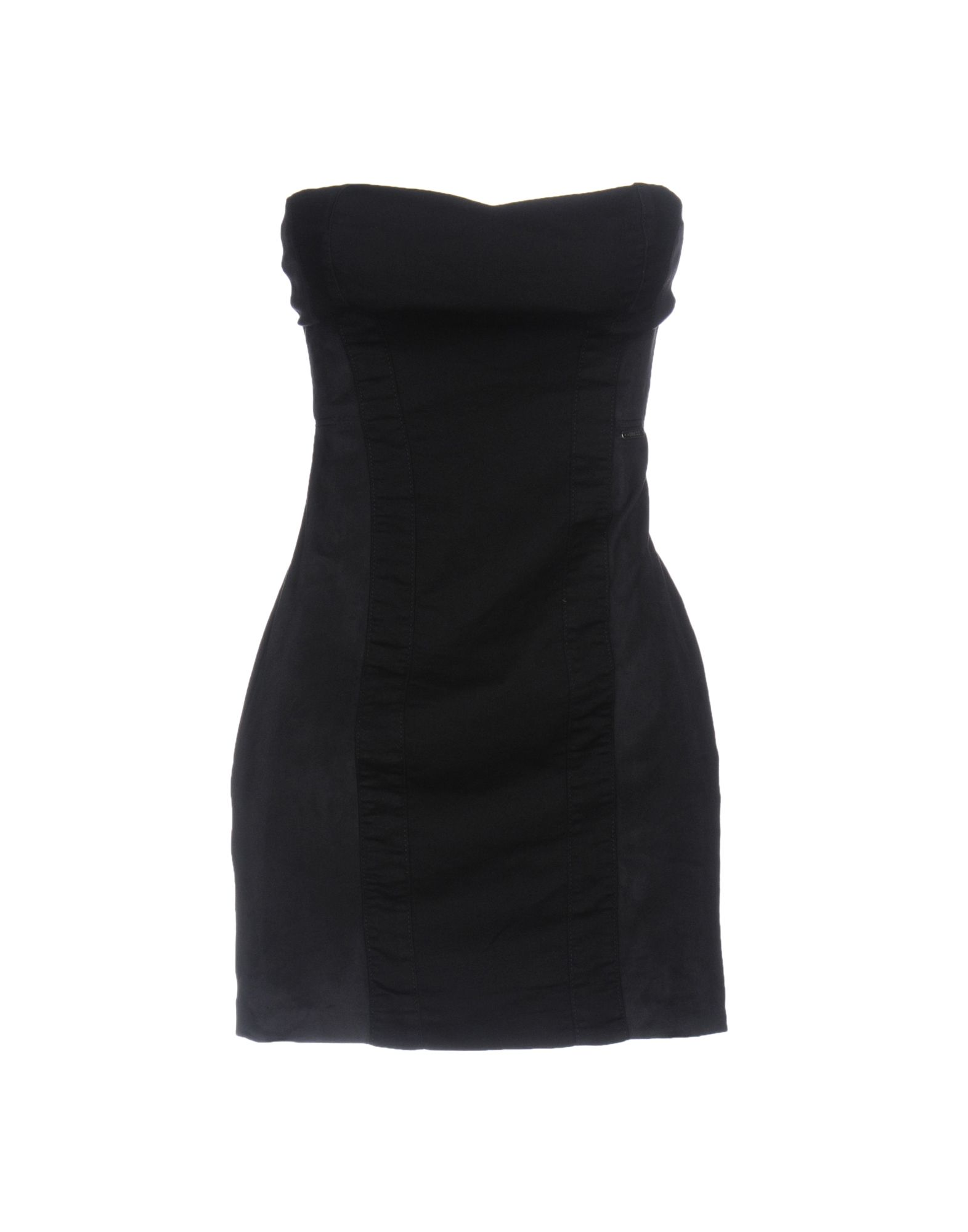 GUESS Damen Kurzes Kleid6 blau