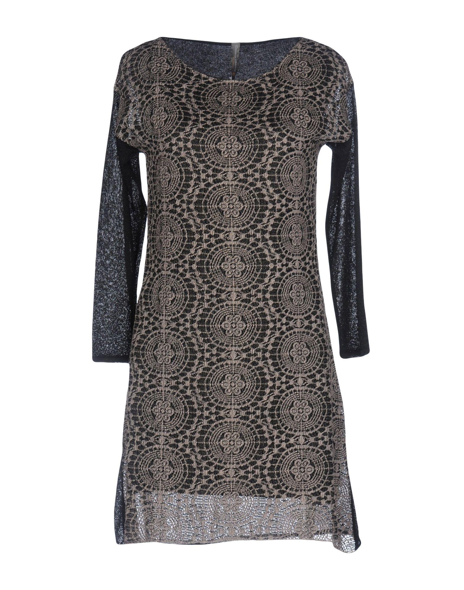 CRISTINA GAVIOLI Короткое платье платье cristina gavioli платья и сарафаны мини короткие