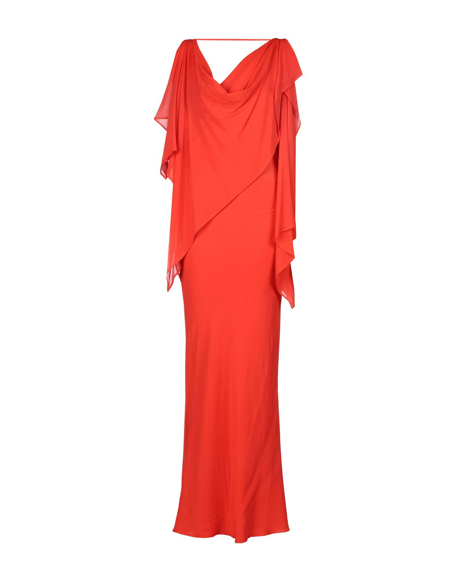 GARETH PUGH Длинное платье стоимость