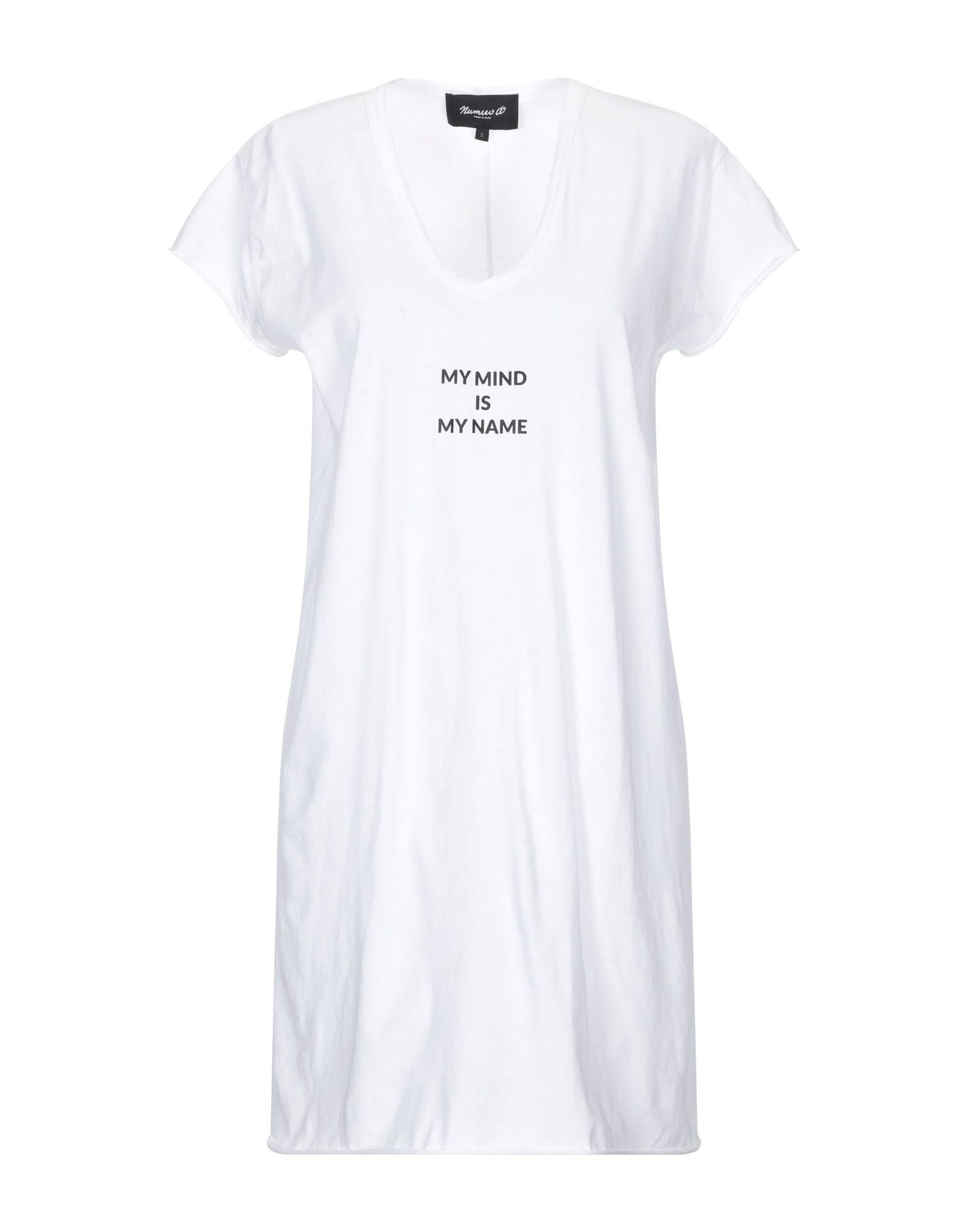 NUMERO 00 Короткое платье