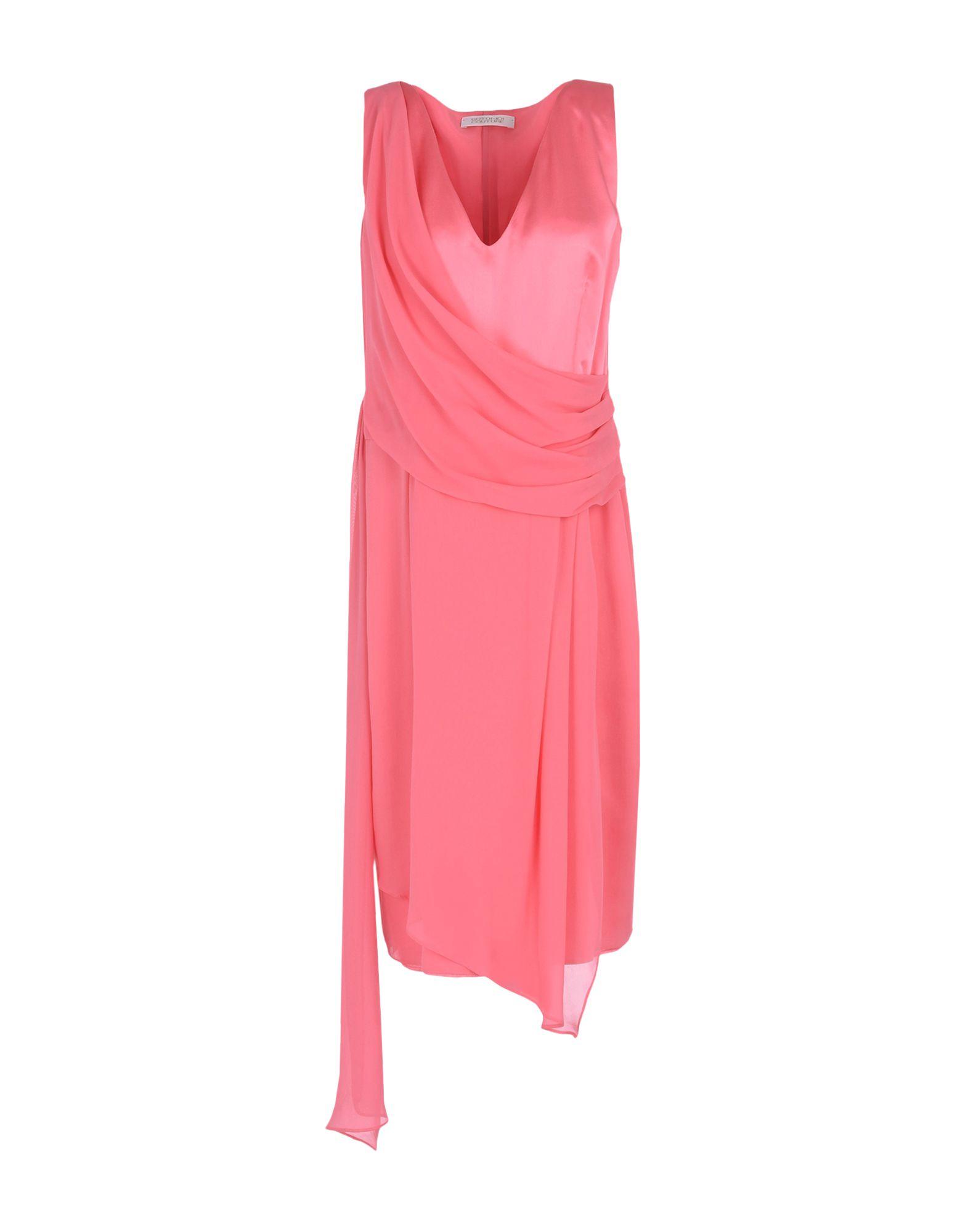 BOTONDI COUTURE Платье до колена botondi milano платье до колена