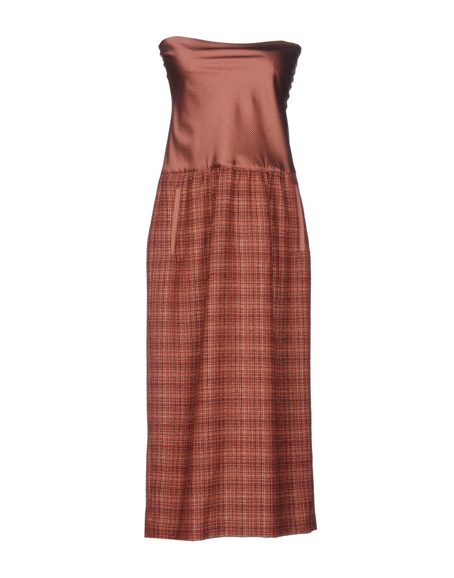 ETRO Платье длиной 3/4 etro платье от etro 54666