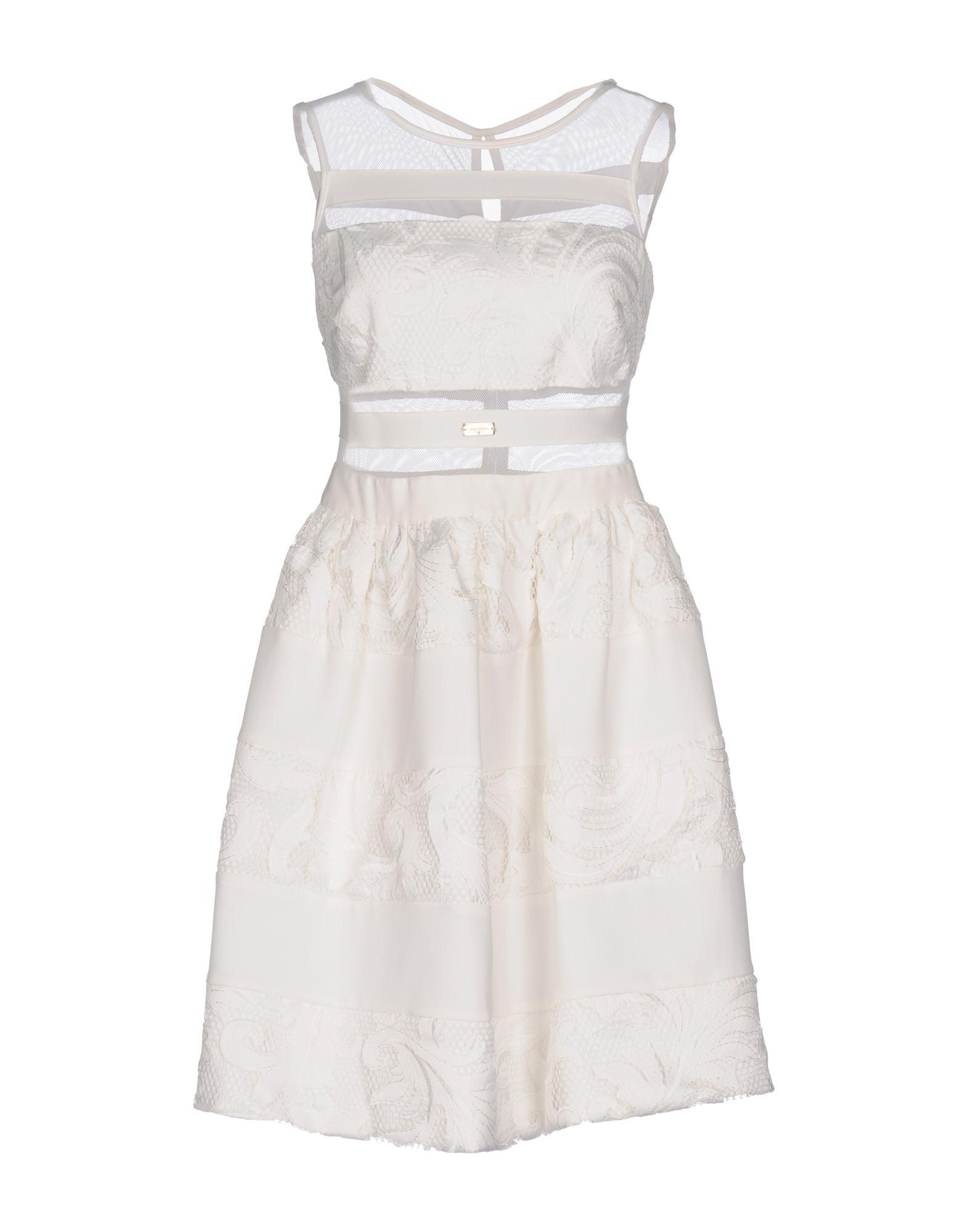 SONIA FORTUNA Короткое платье sonia fortuna короткое платье