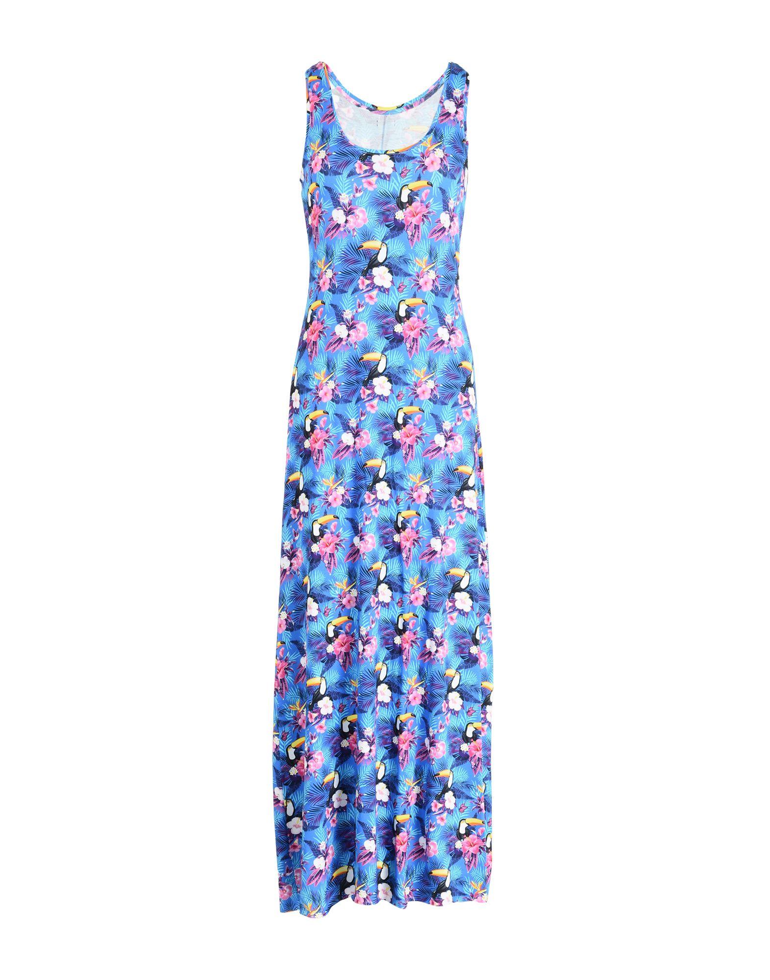 MC2 SAINT BARTH Длинное платье au soleil de saint tropez длинное платье