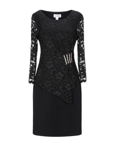 Фото - Платье до колена от JOSEPH RIBKOFF черного цвета