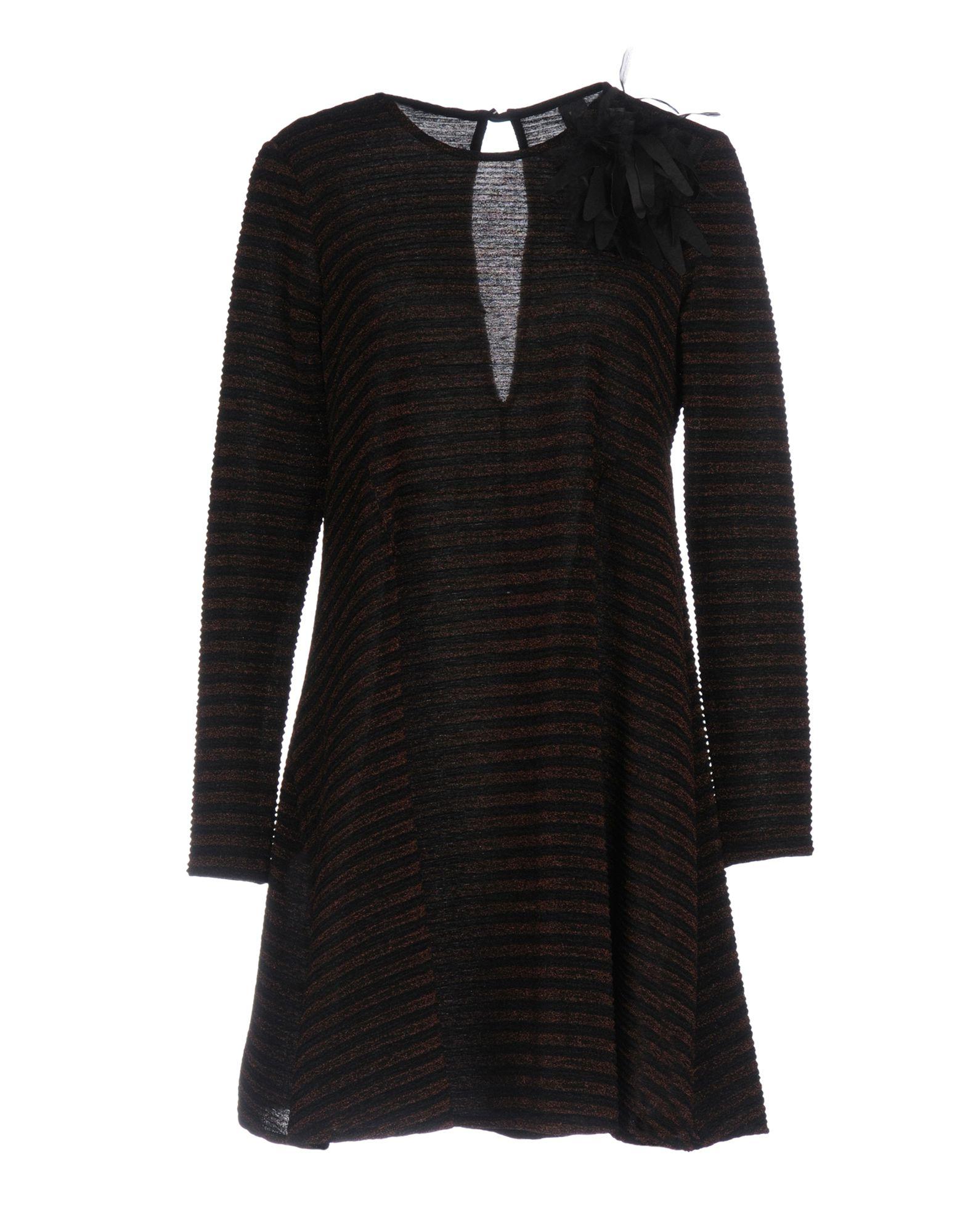 где купить MARYLEY Короткое платье по лучшей цене